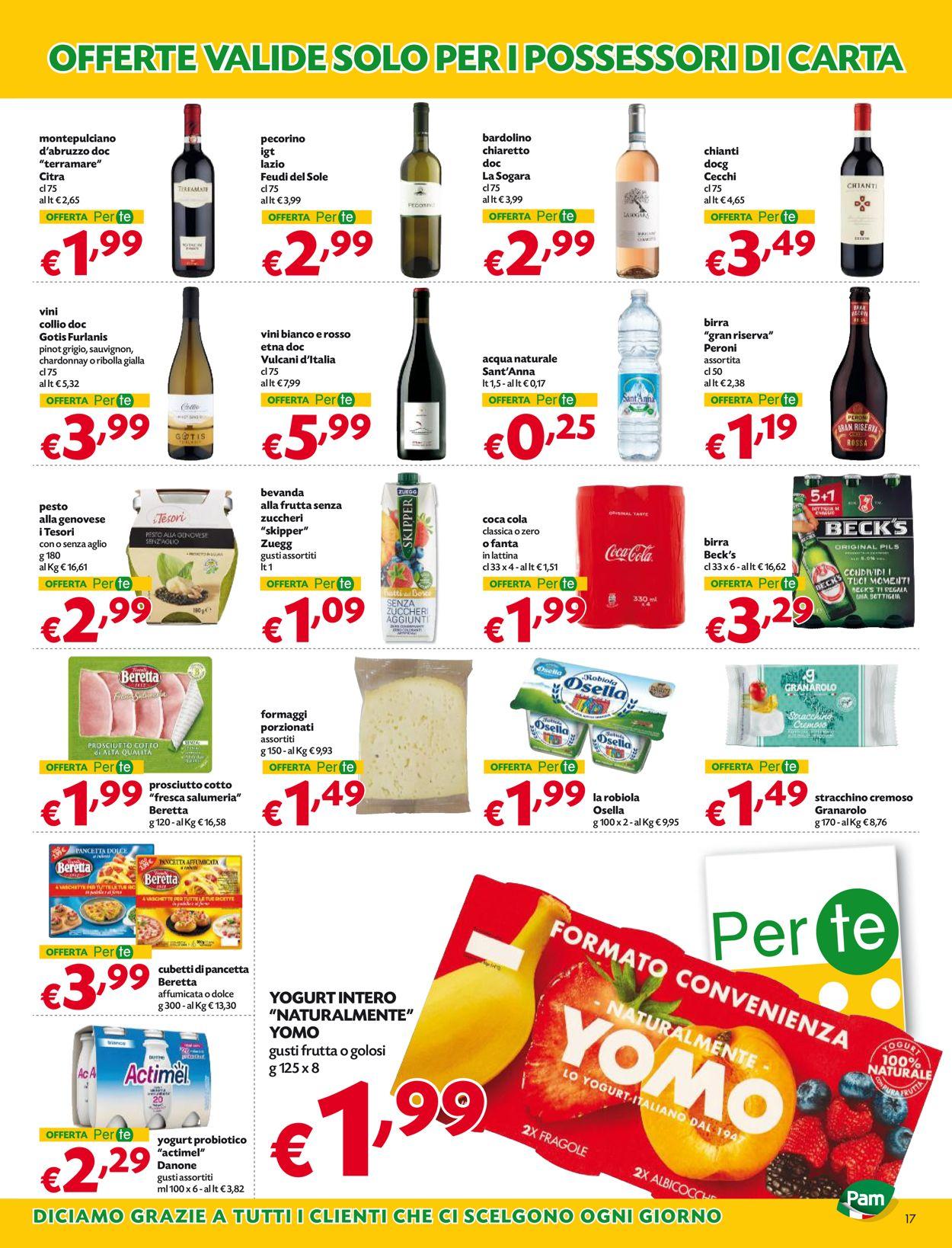 Volantino Pam Panorama - San Valentino 2021 - Offerte 11/02-24/02/2021 (Pagina 17)