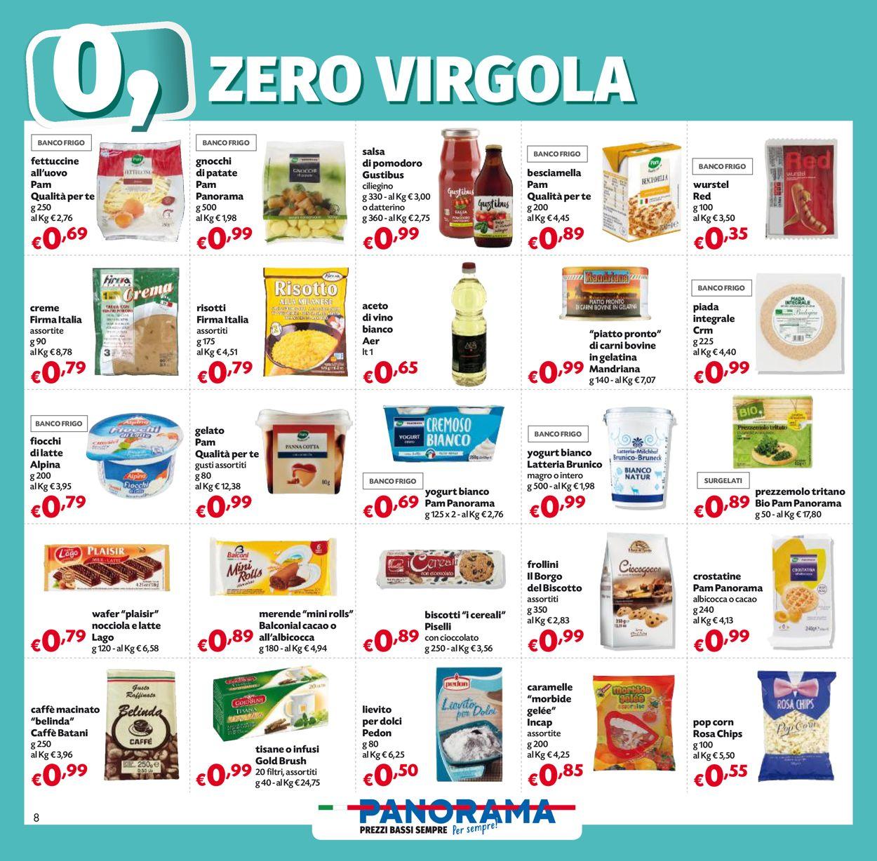 Volantino Pam Panorama - Offerte 11/02-24/02/2021 (Pagina 8)