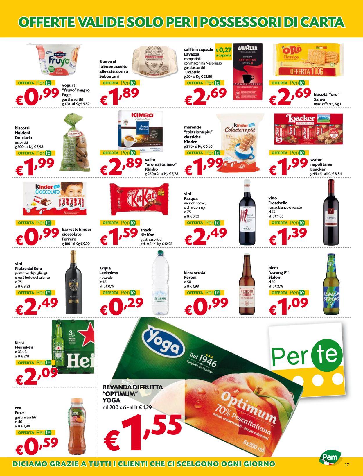 Volantino Pam Panorama - Offerte 25/02-10/03/2021 (Pagina 17)