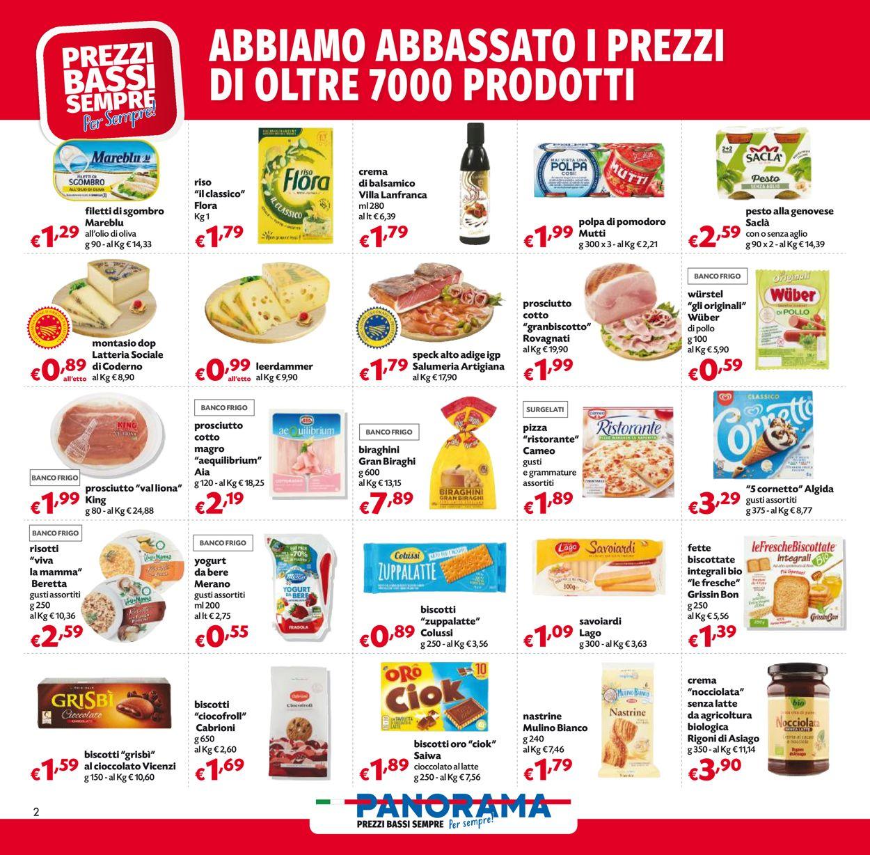 Volantino Pam Panorama - Offerte 25/02-10/03/2021 (Pagina 2)
