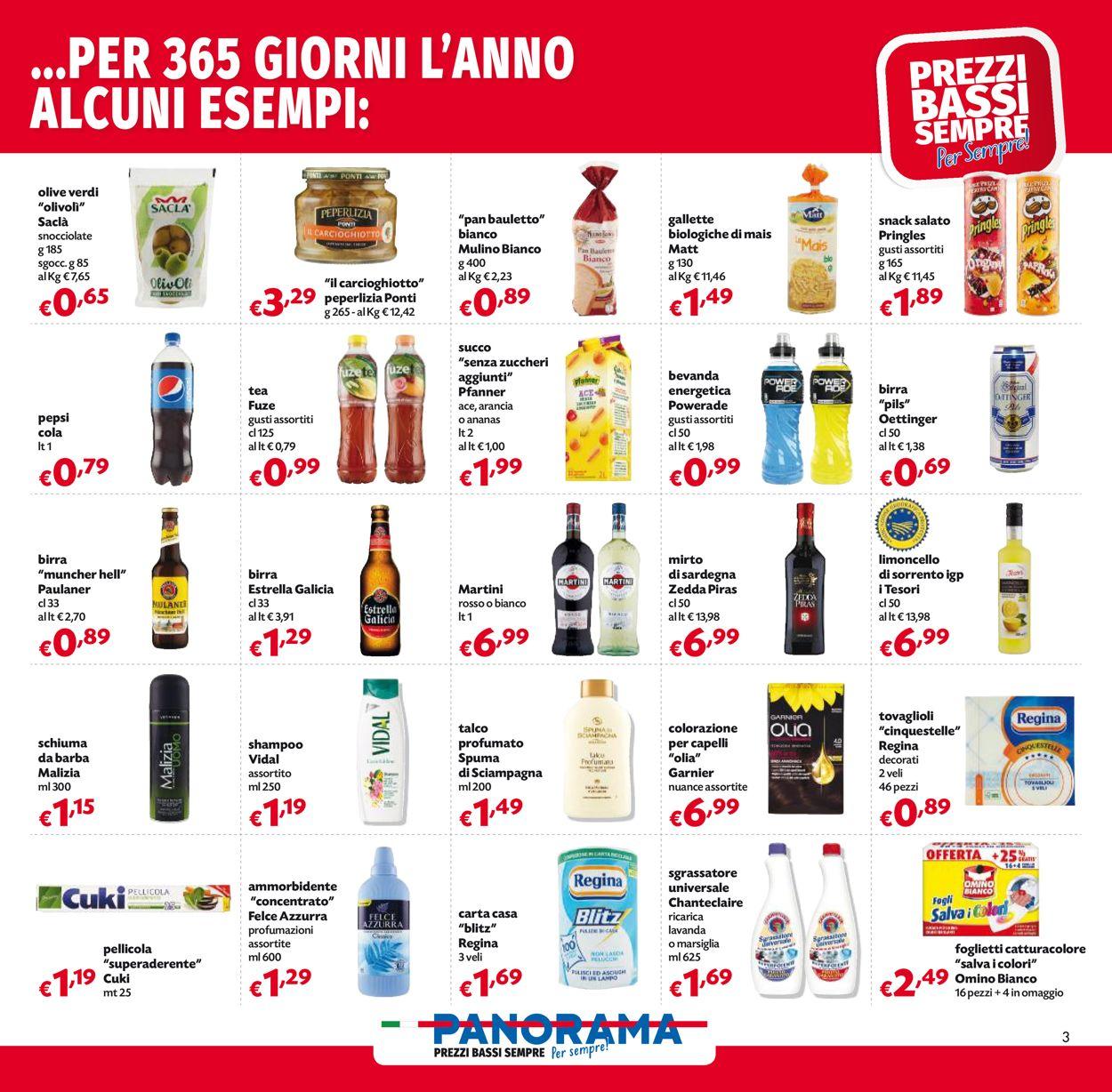 Volantino Pam Panorama - Offerte 25/02-10/03/2021 (Pagina 3)