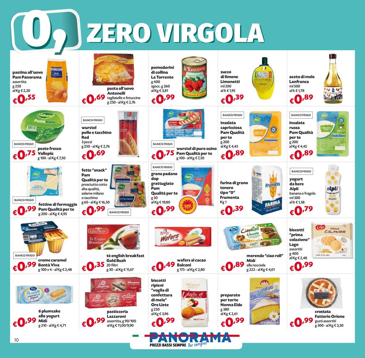 Volantino Pam Panorama - Offerte 25/02-10/03/2021 (Pagina 10)
