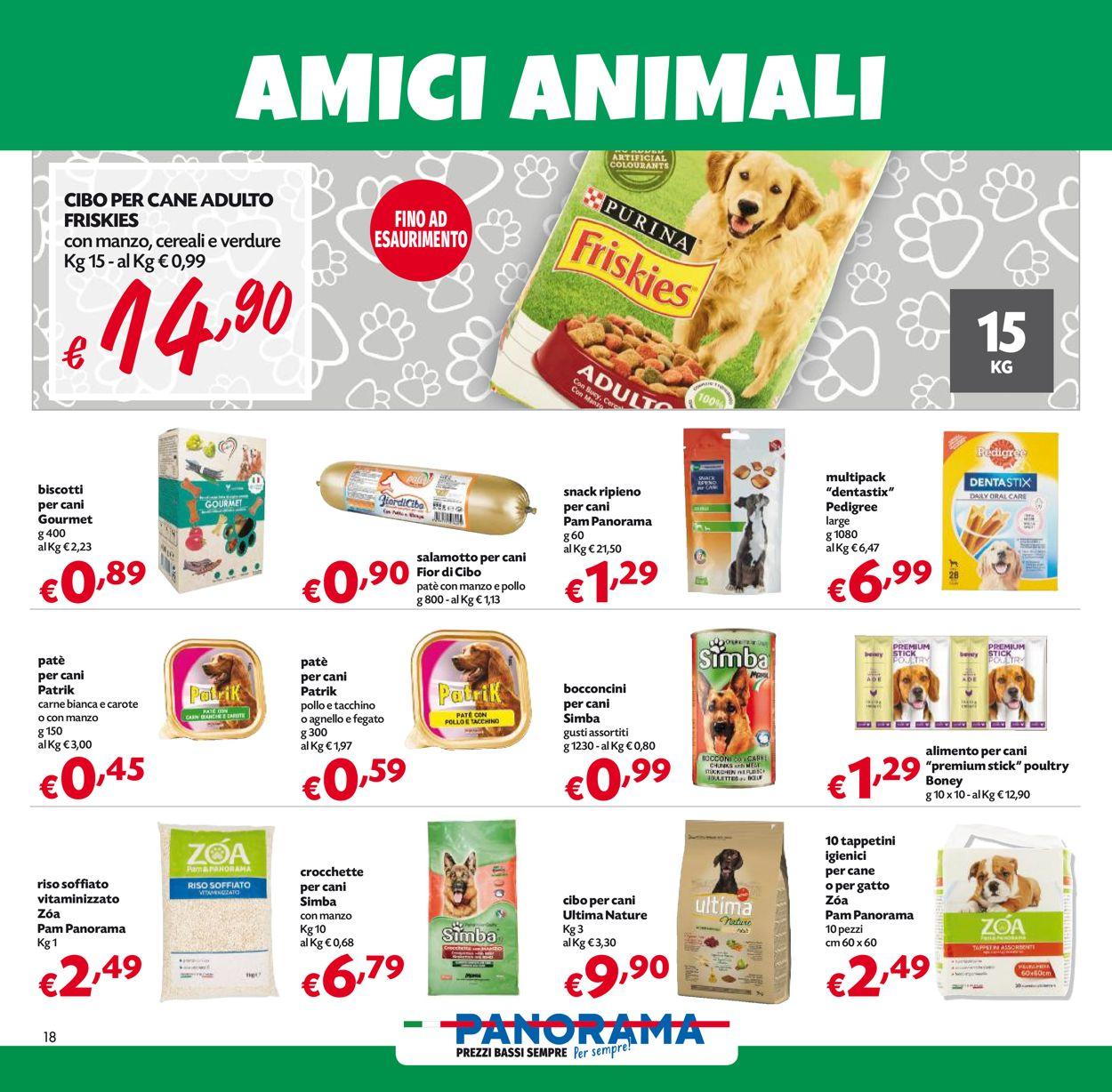 Volantino Pam Panorama - Offerte 25/02-10/03/2021 (Pagina 18)