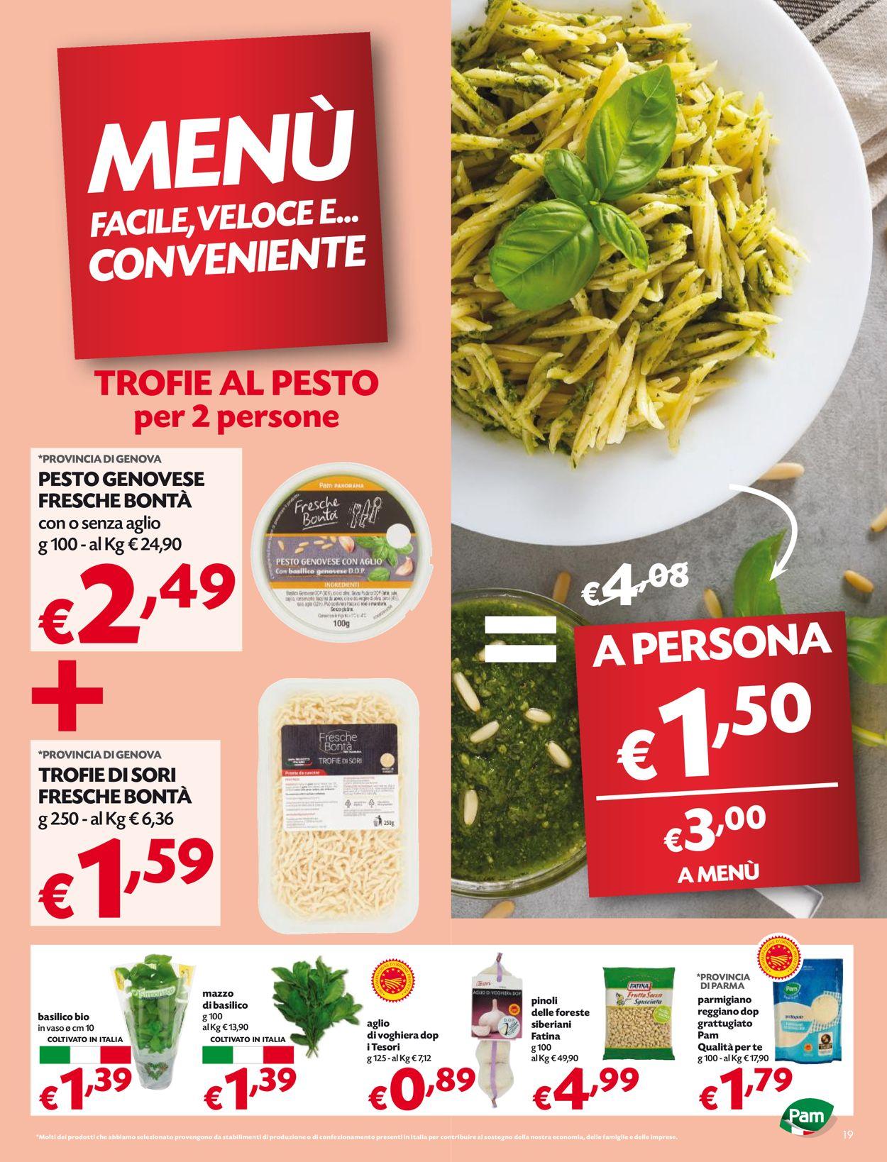 Volantino Pam Panorama - Offerte 11/03-21/03/2021 (Pagina 17)