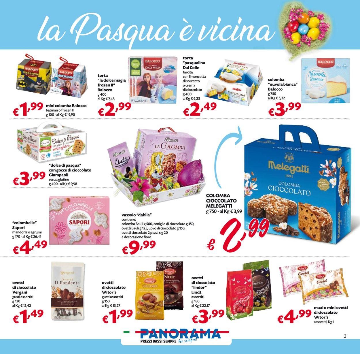 Volantino Pam Panorama - Offerte 11/03-21/03/2021 (Pagina 3)
