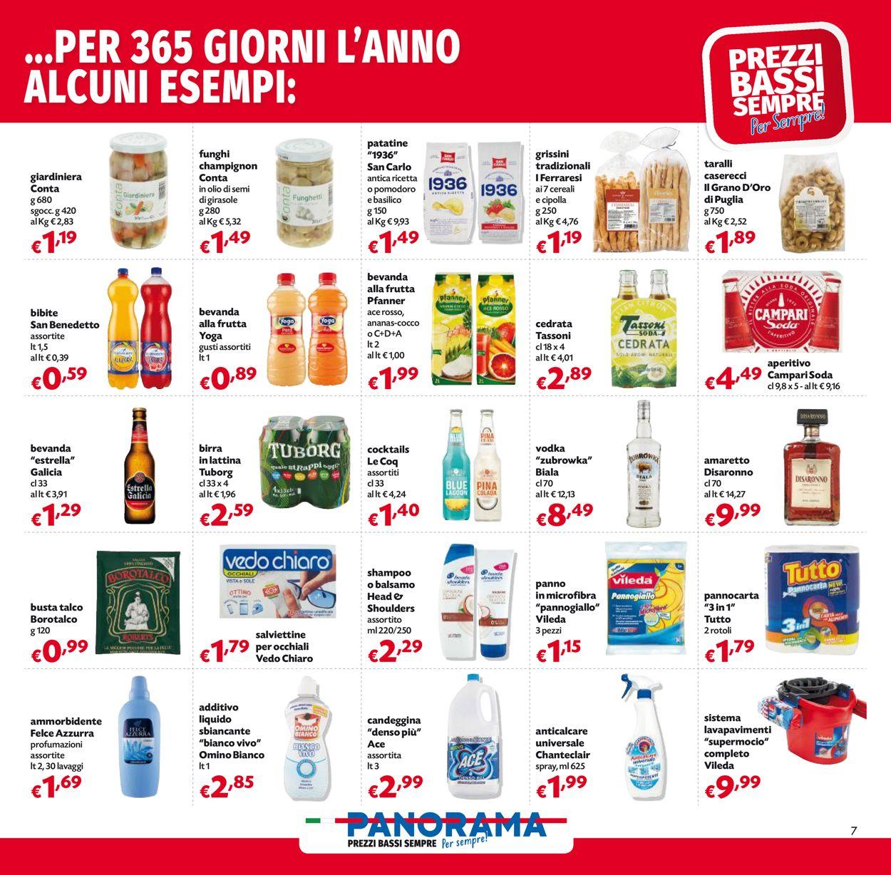 Volantino Pam Panorama - Offerte 11/03-21/03/2021 (Pagina 7)