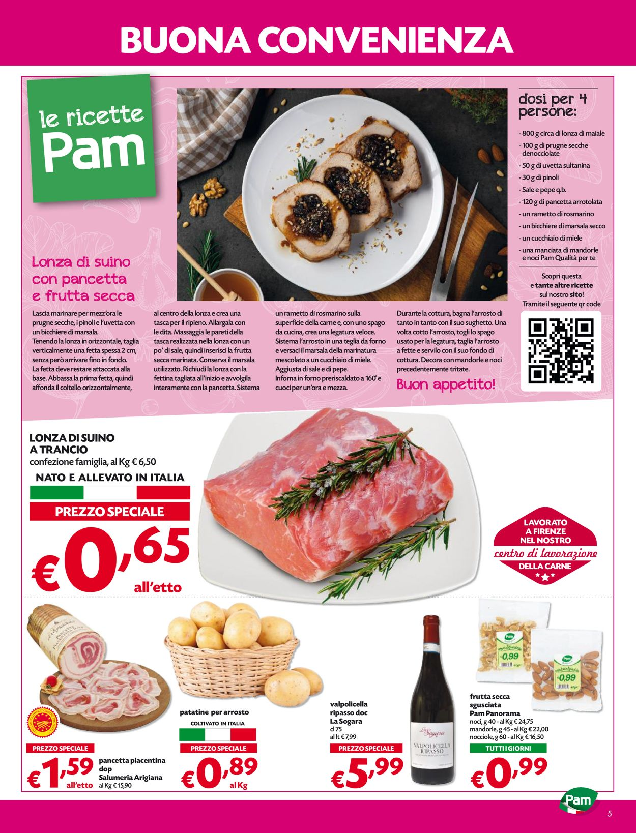 Volantino Pam Panorama - Offerte 22/03-05/04/2021 (Pagina 5)