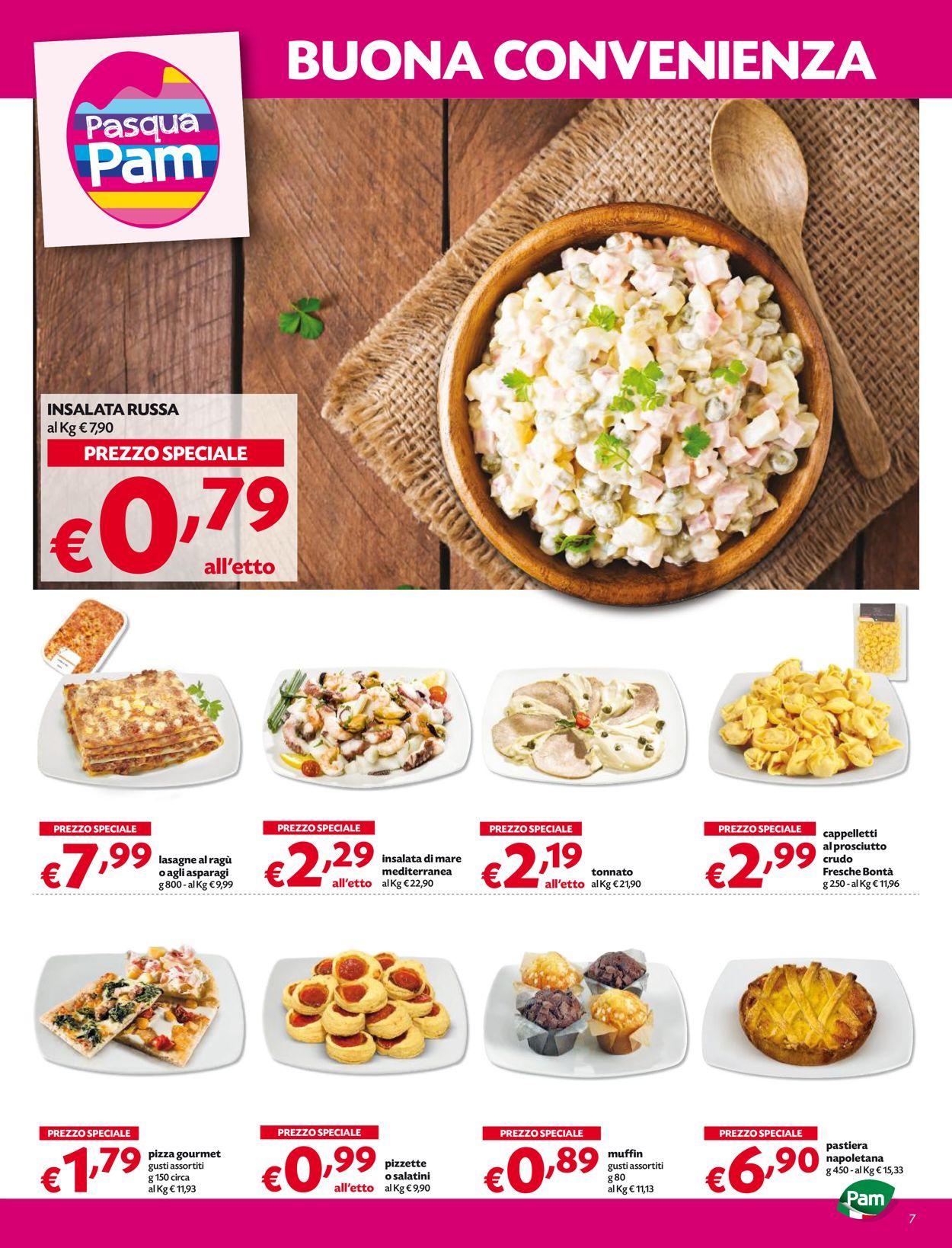 Volantino Pam Panorama - Offerte 22/03-05/04/2021 (Pagina 7)