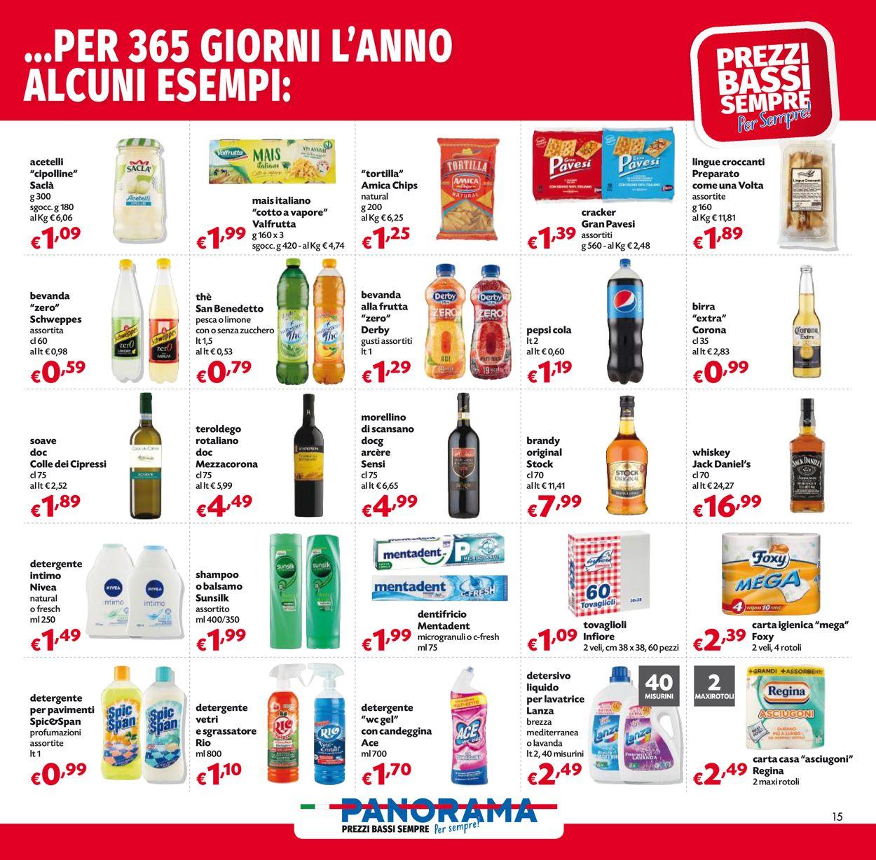 Volantino Pam Panorama - Pasqua 2021! - Offerte 22/03-05/04/2021 (Pagina 15)