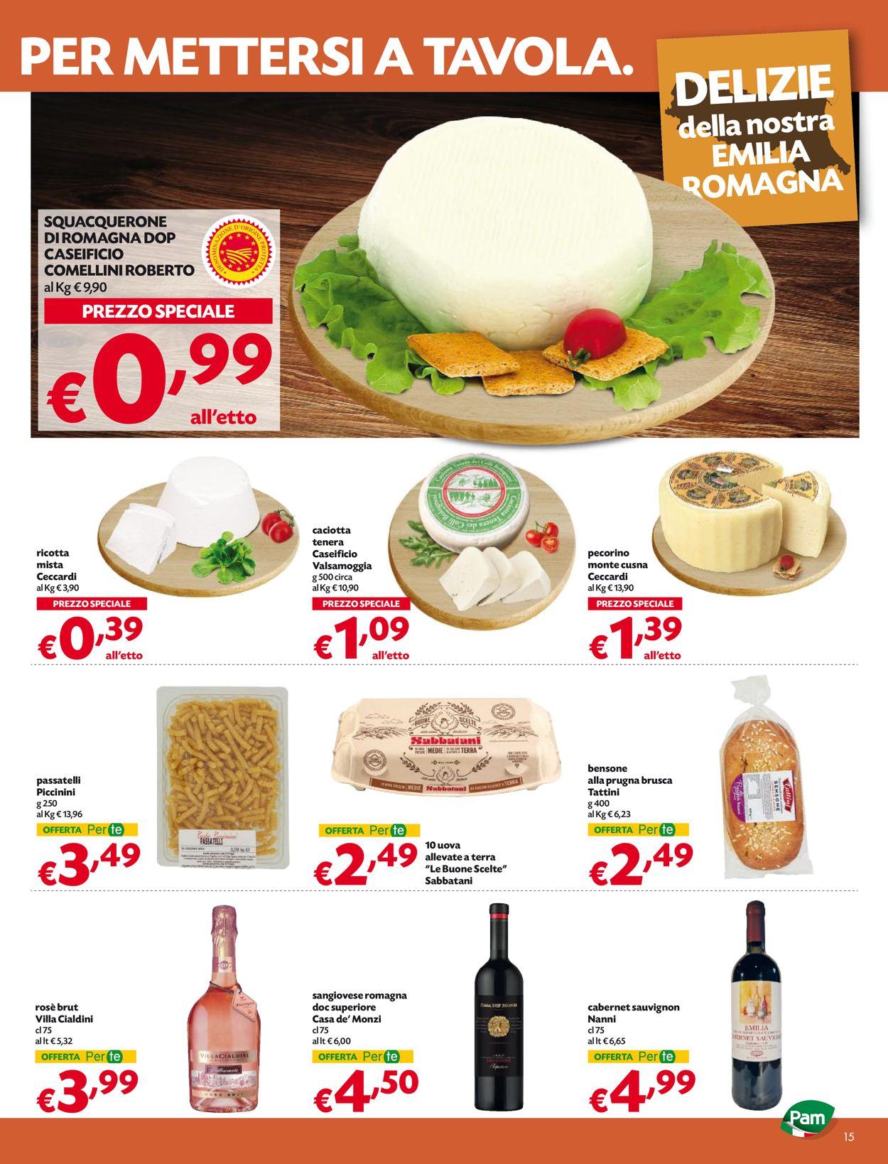 Volantino Pam Panorama - Offerte 06/04-21/04/2021 (Pagina 15)