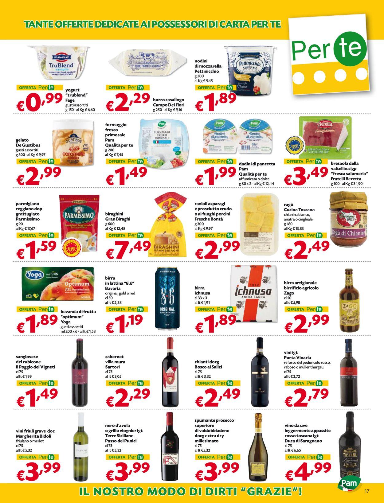 Volantino Pam Panorama - Offerte 06/04-21/04/2021 (Pagina 17)