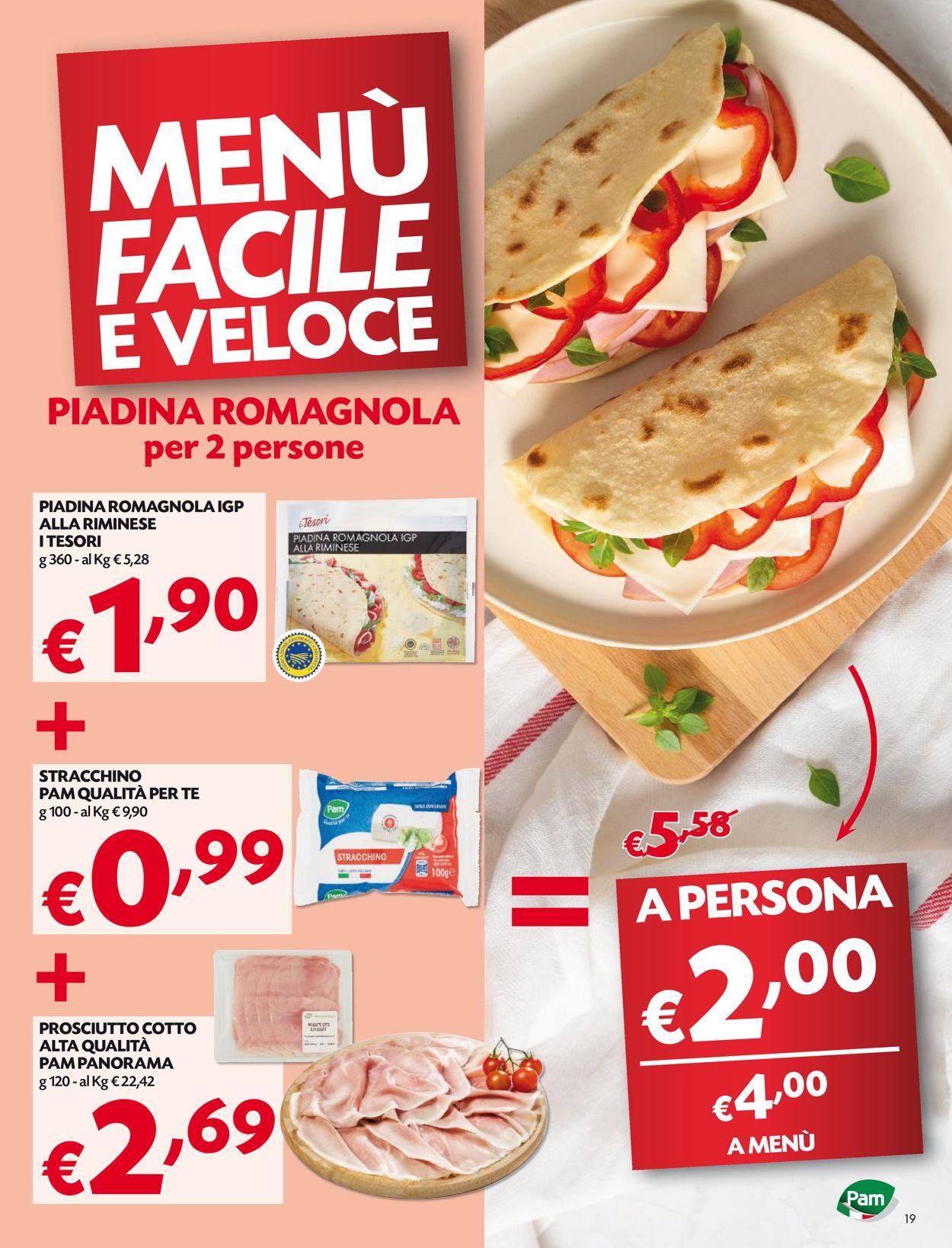 Volantino Pam Panorama - Offerte 06/04-21/04/2021 (Pagina 19)