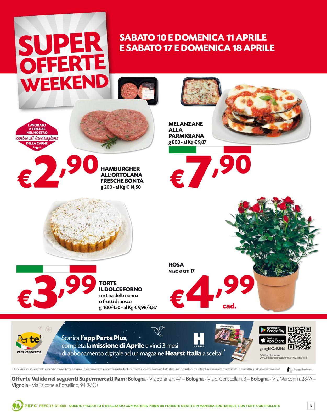 Volantino Pam Panorama - Offerte 06/04-21/04/2021 (Pagina 20)