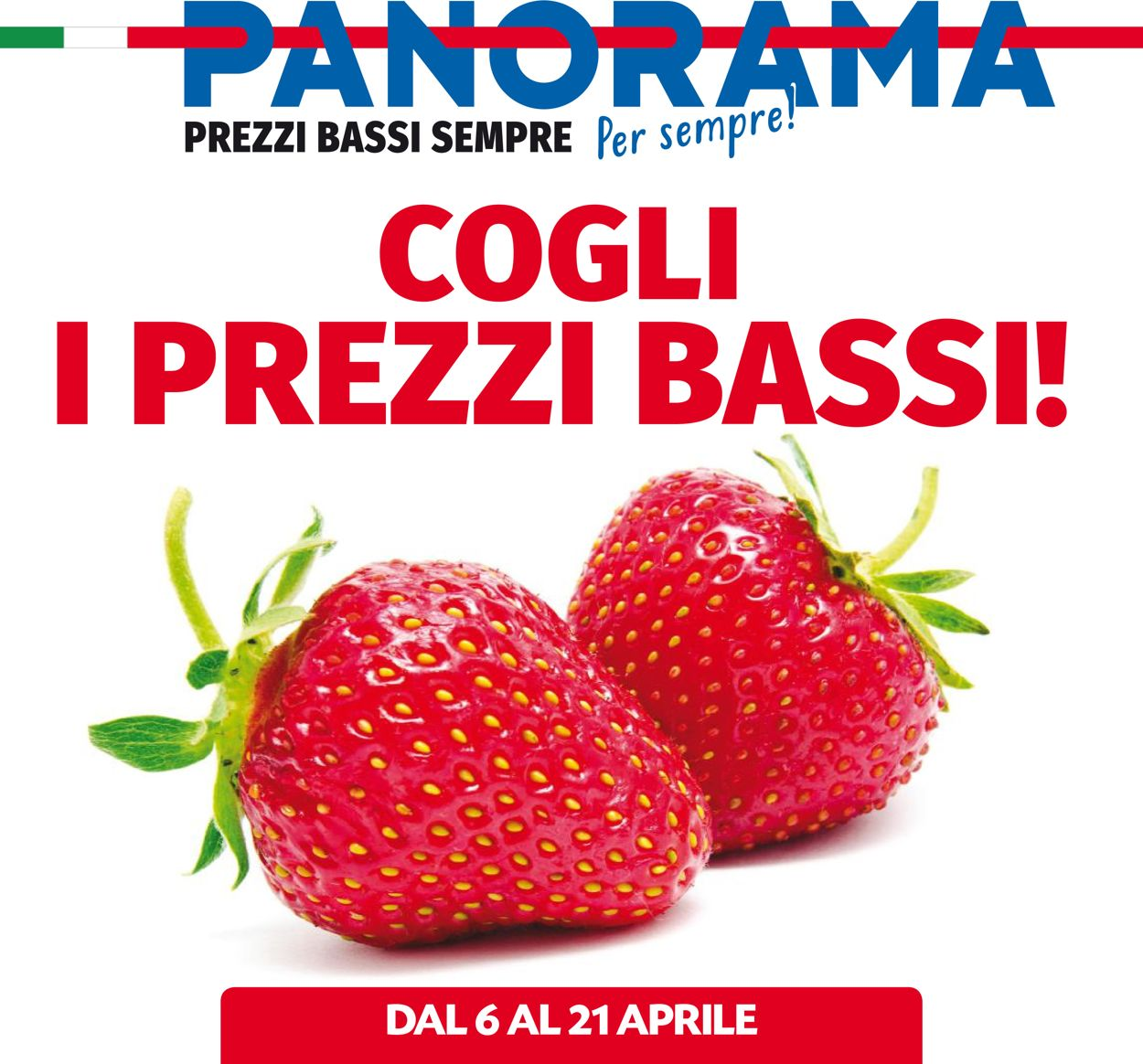 Volantino Pam Panorama - Offerte 06/04-21/04/2021