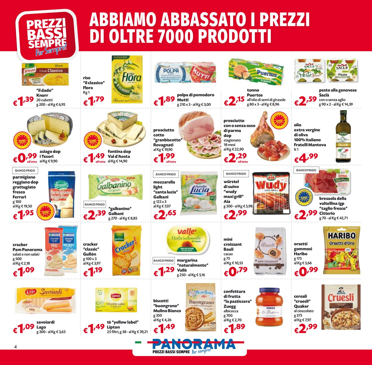 Volantino Pam Panorama - Offerte 06/04-21/04/2021 (Pagina 4)