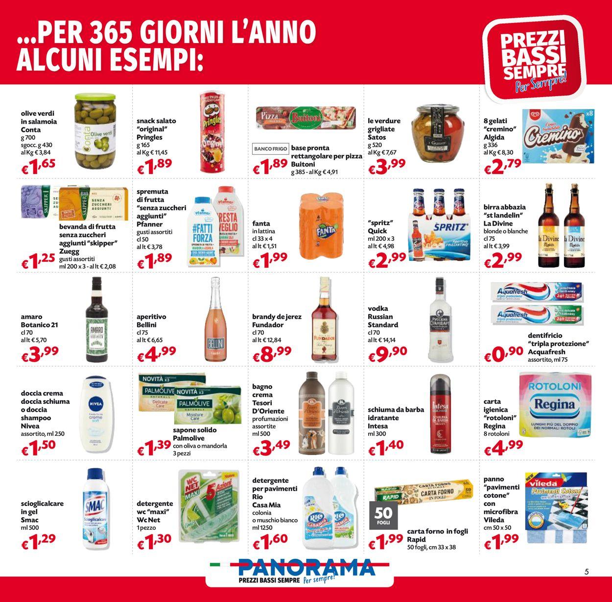 Volantino Pam Panorama - Offerte 06/04-21/04/2021 (Pagina 5)