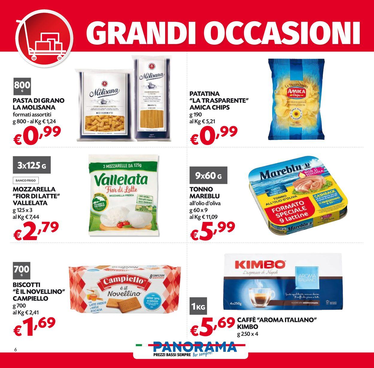 Volantino Pam Panorama - Offerte 06/04-21/04/2021 (Pagina 6)