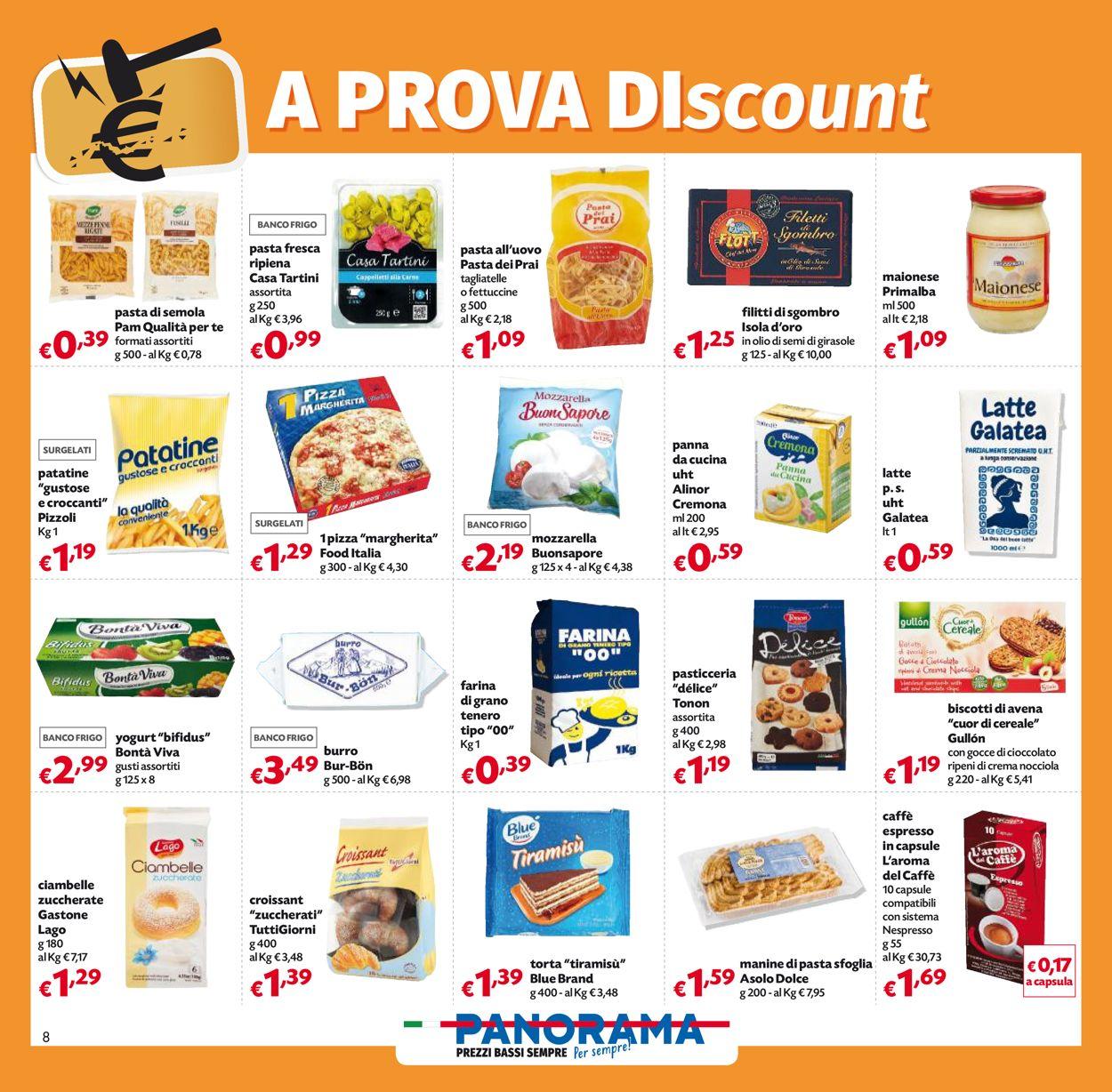 Volantino Pam Panorama - Offerte 06/04-21/04/2021 (Pagina 8)