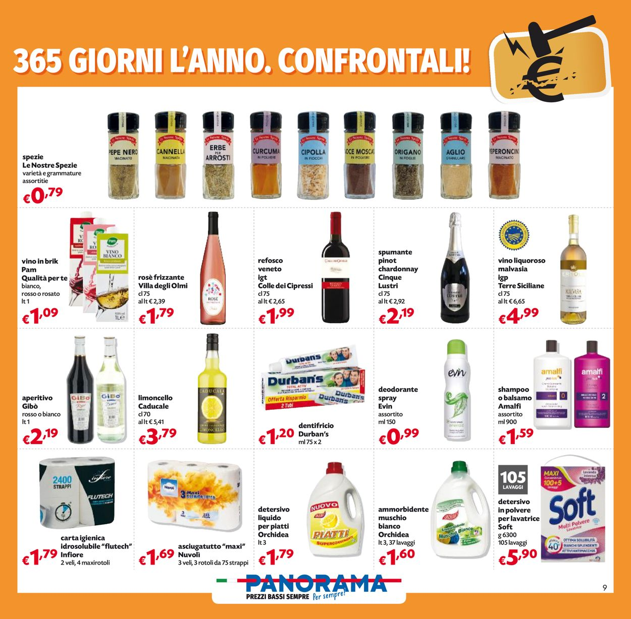 Volantino Pam Panorama - Offerte 06/04-21/04/2021 (Pagina 9)