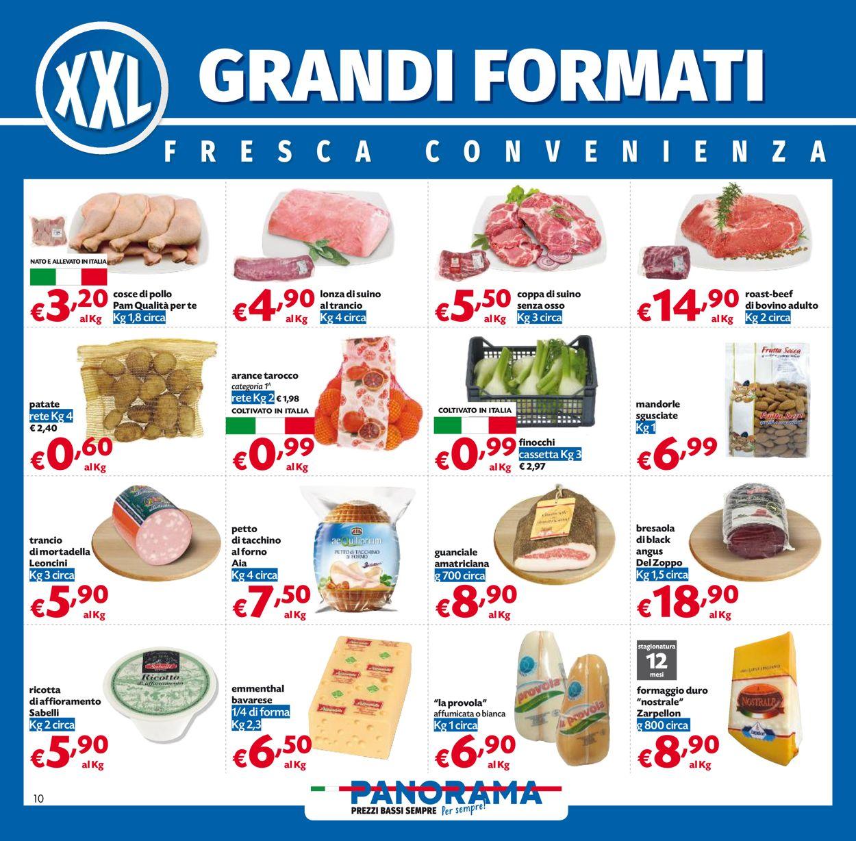 Volantino Pam Panorama - Offerte 06/04-21/04/2021 (Pagina 10)