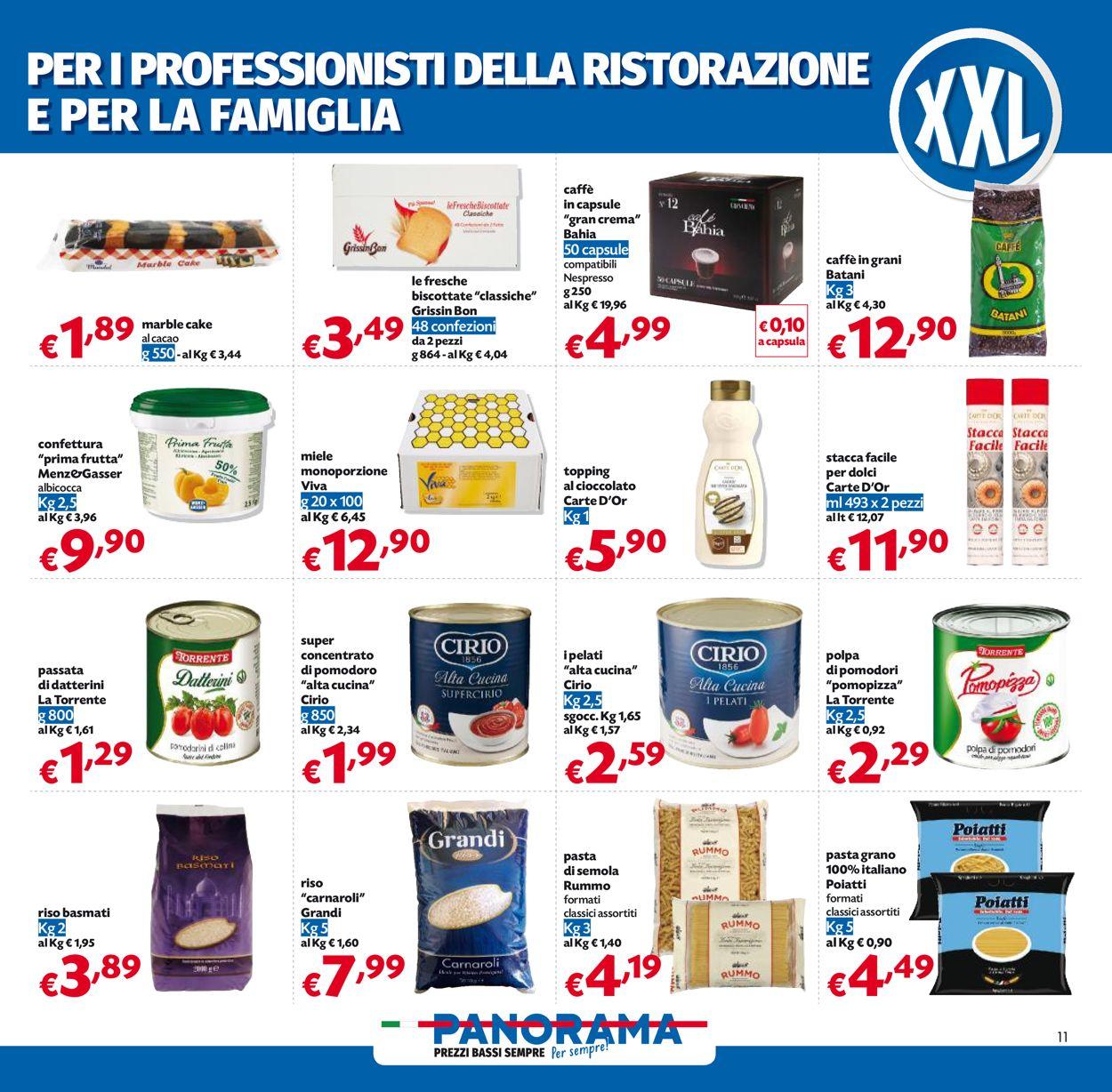 Volantino Pam Panorama - Offerte 06/04-21/04/2021 (Pagina 11)