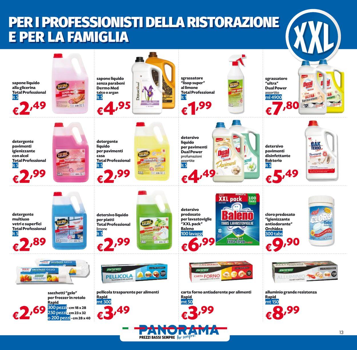 Volantino Pam Panorama - Offerte 06/04-21/04/2021 (Pagina 13)