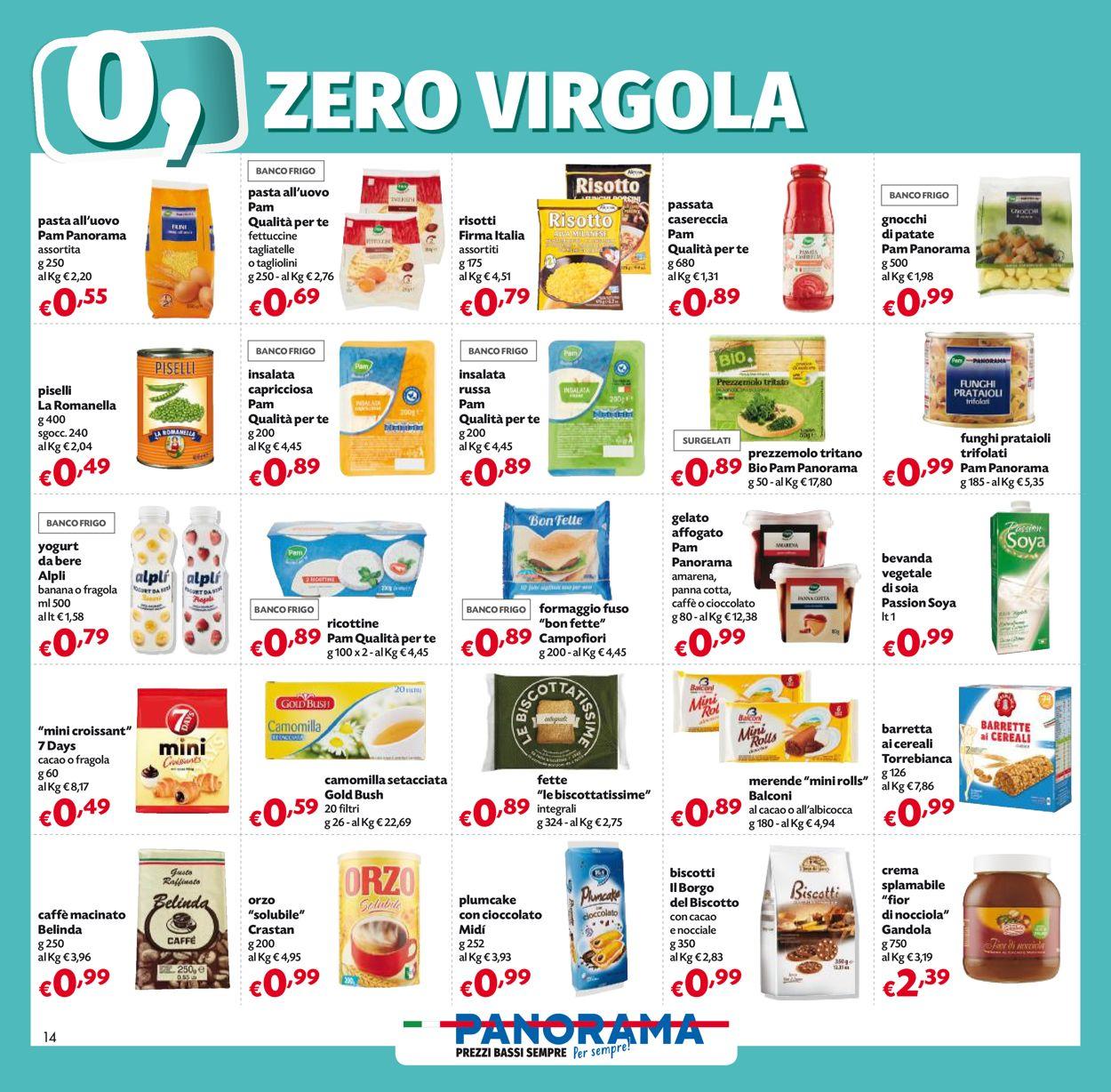 Volantino Pam Panorama - Offerte 06/04-21/04/2021 (Pagina 14)