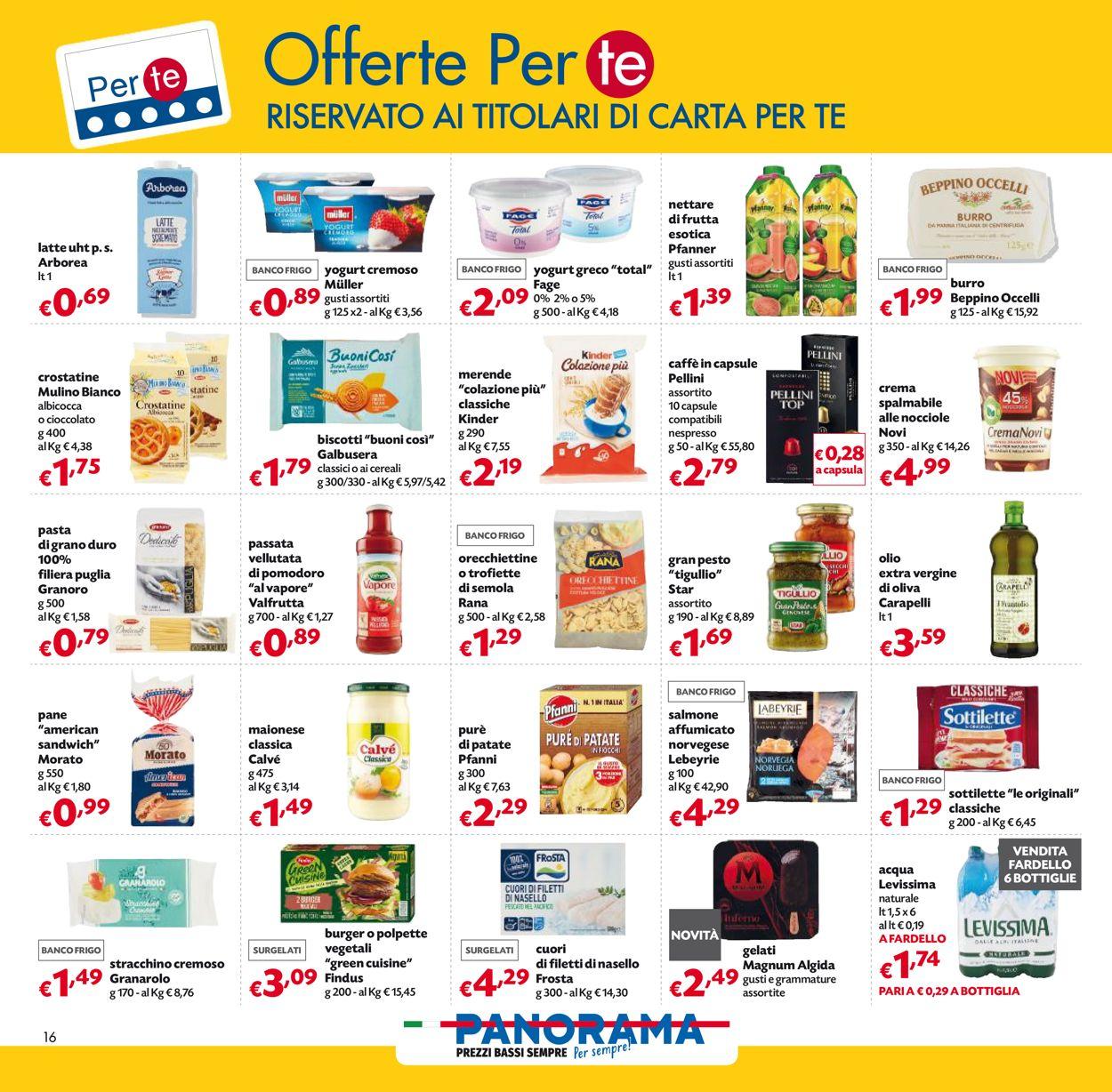 Volantino Pam Panorama - Offerte 06/04-21/04/2021 (Pagina 16)