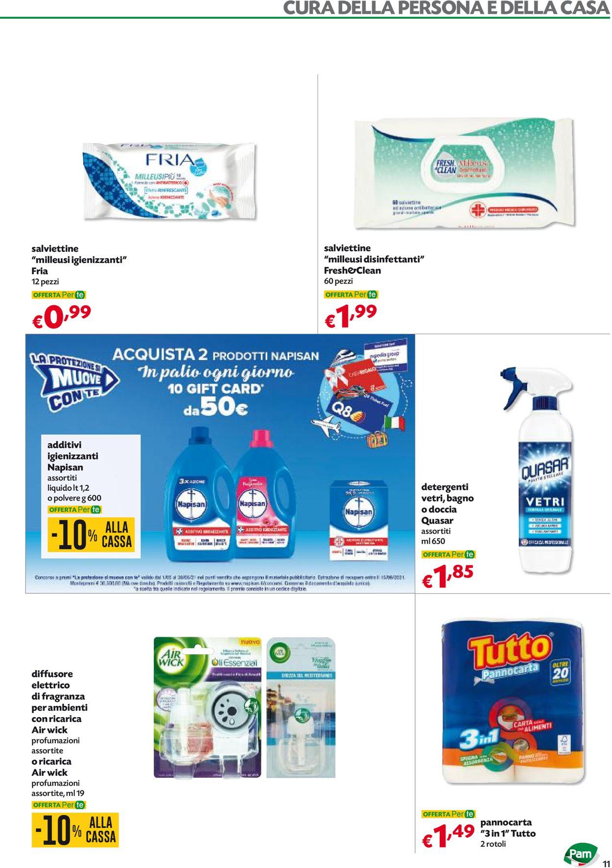 Volantino Pam Panorama - Offerte 22/04-05/05/2021 (Pagina 11)