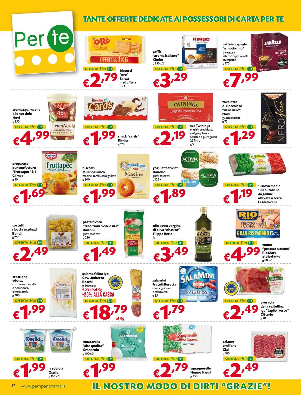 Volantino Pam Panorama - Offerte 22/04-05/05/2021 (Pagina 12)
