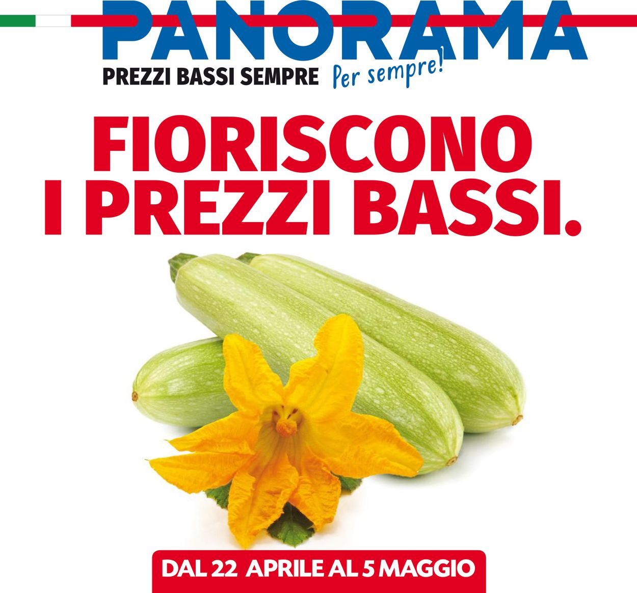 Volantino Pam Panorama - Offerte 22/04-05/05/2021