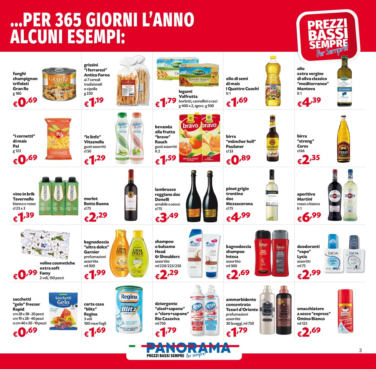 Volantino Pam Panorama - Offerte 22/04-05/05/2021 (Pagina 3)