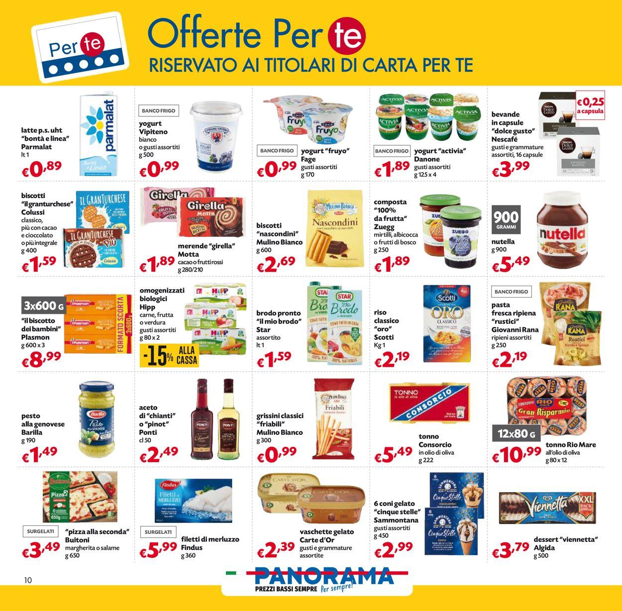 Volantino Pam Panorama - Offerte 22/04-05/05/2021 (Pagina 10)