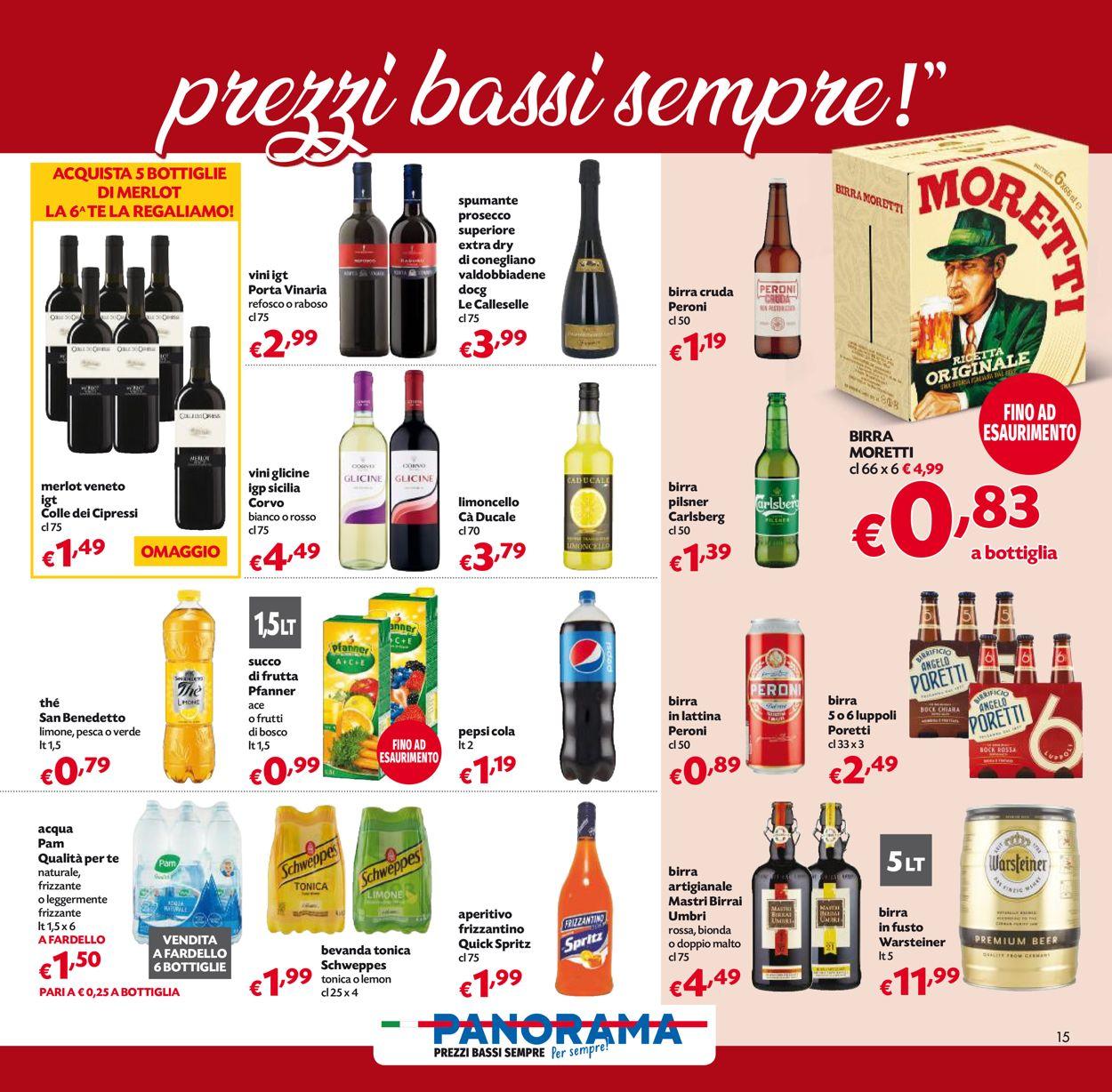 Volantino Pam Panorama - Offerte 22/04-05/05/2021 (Pagina 15)