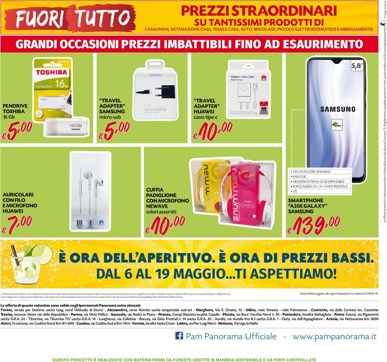 Volantino Pam Panorama - Offerte 22/04-05/05/2021 (Pagina 16)