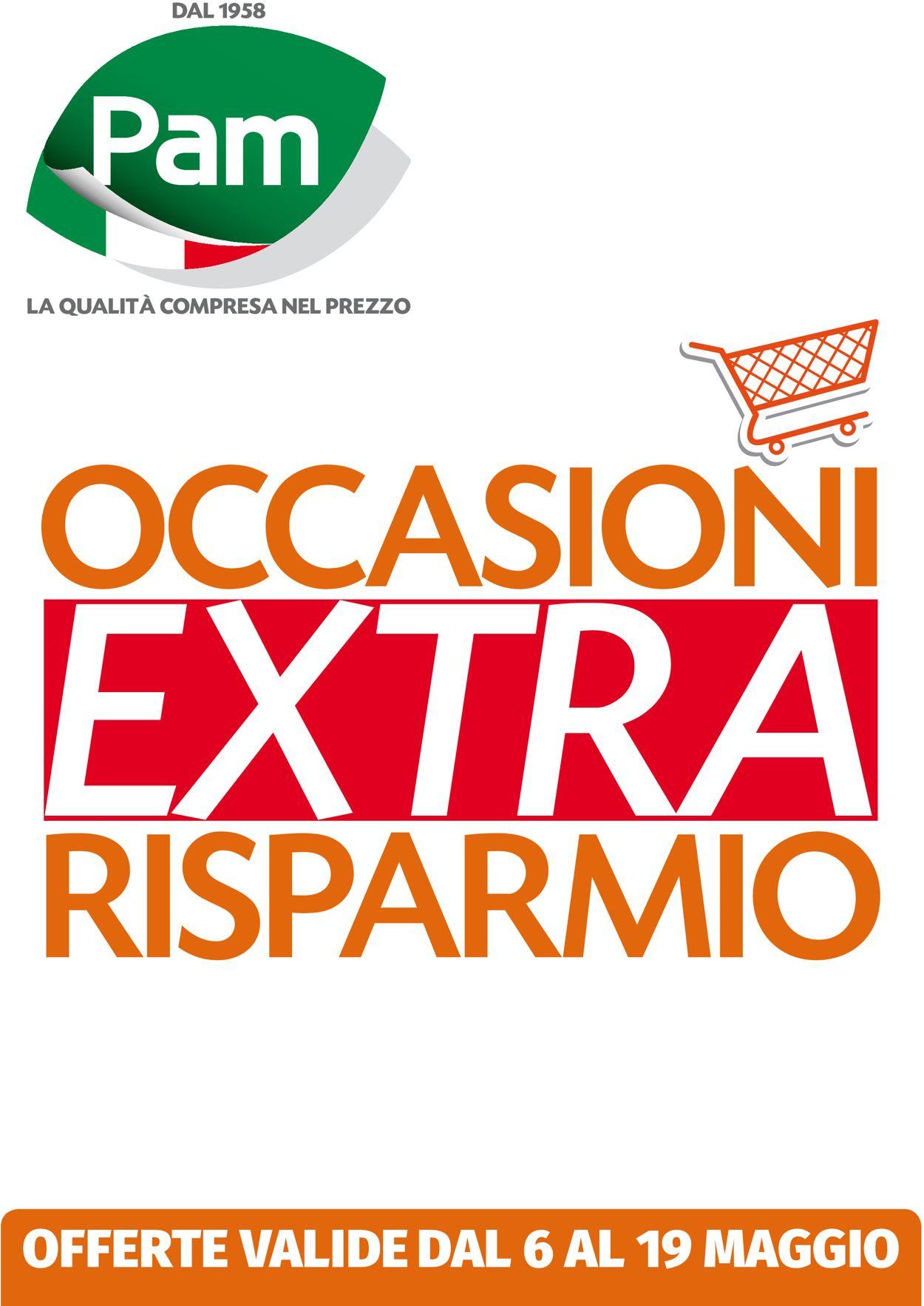 Volantino Pam Panorama - Offerte 06/05-19/05/2021