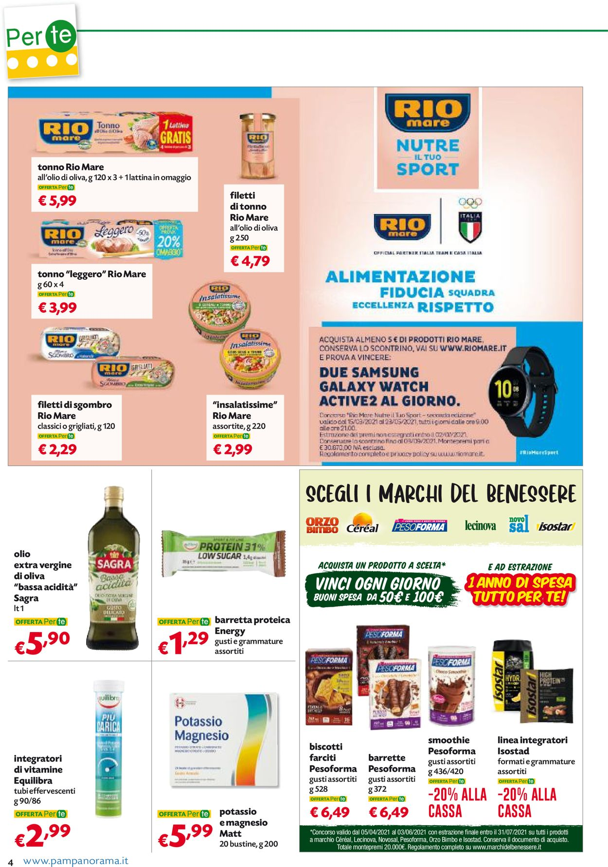 Volantino Pam Panorama - Offerte 06/05-19/05/2021 (Pagina 4)