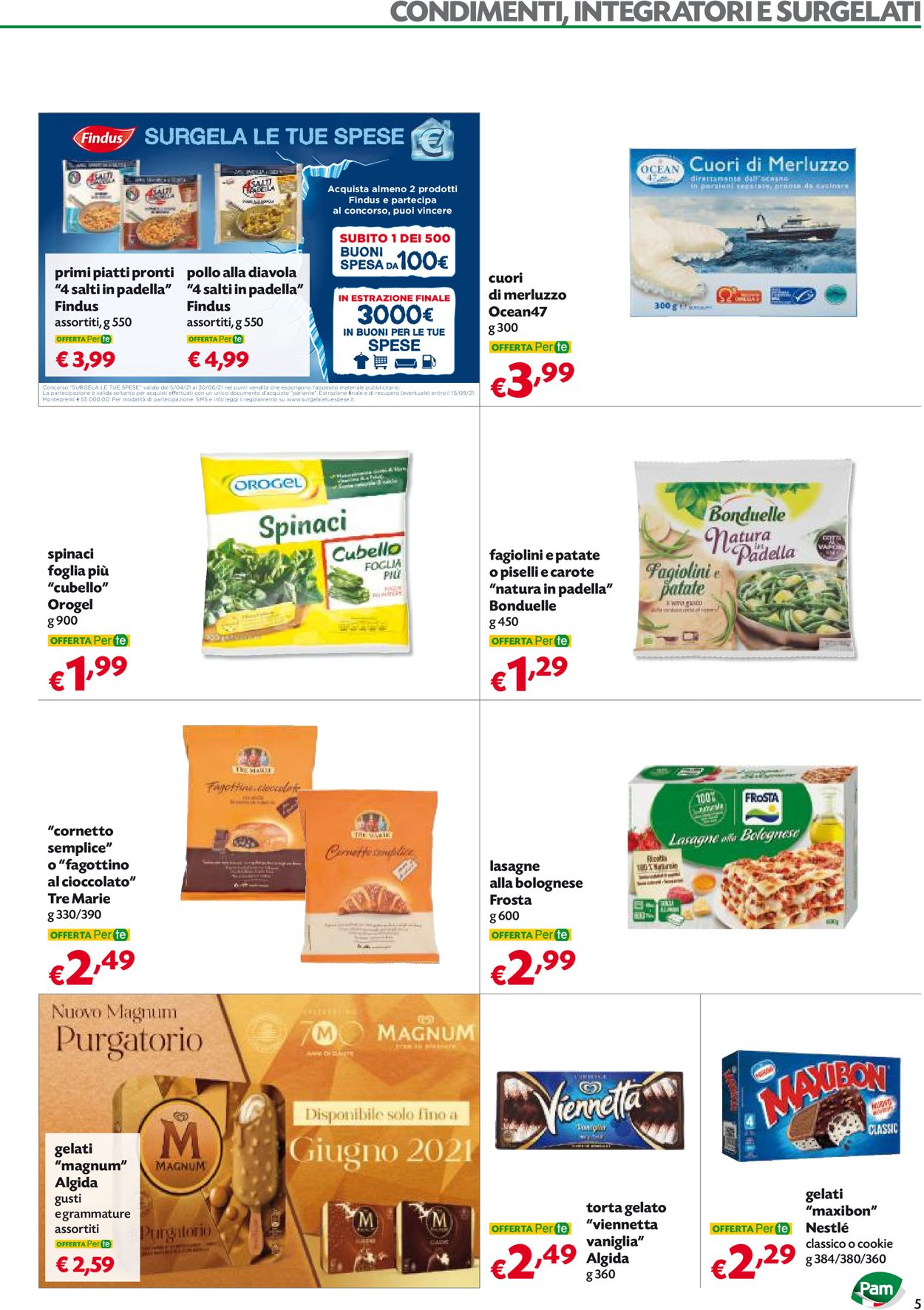 Volantino Pam Panorama - Offerte 06/05-19/05/2021 (Pagina 5)