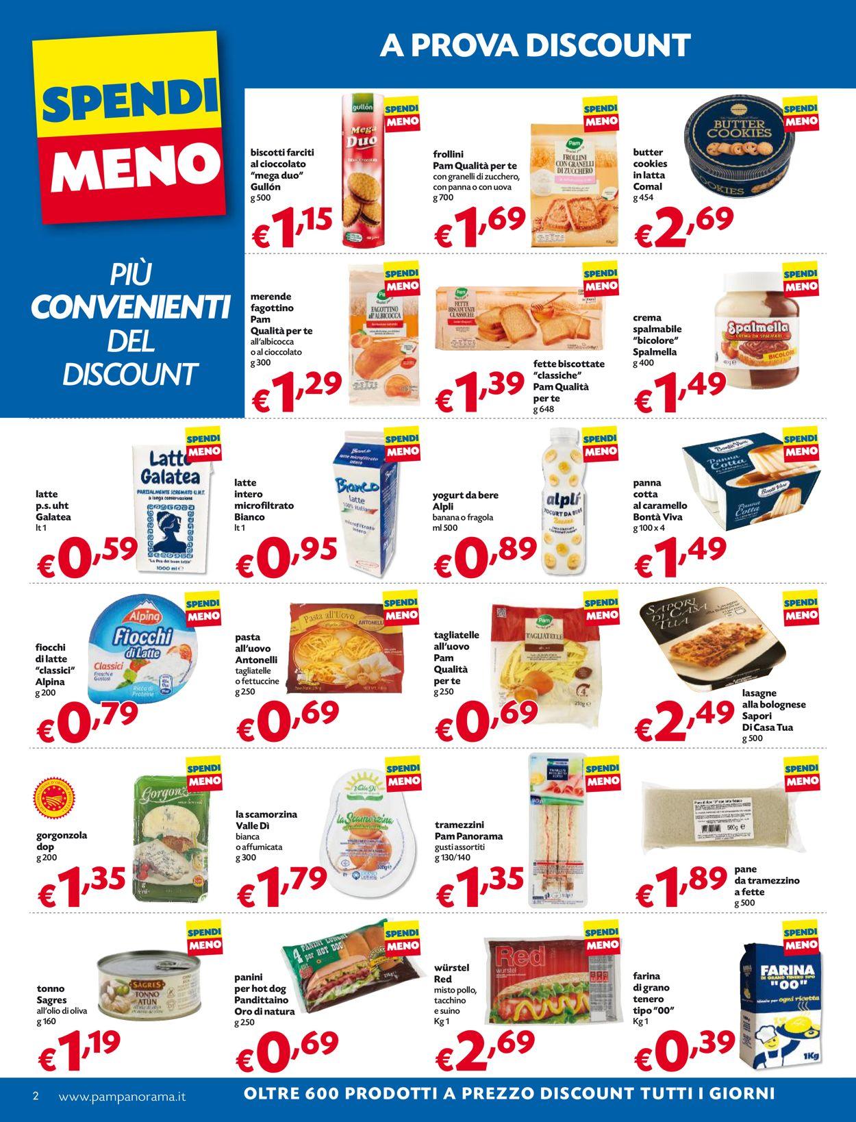 Volantino Pam Panorama - Offerte 06/05-19/05/2021 (Pagina 2)