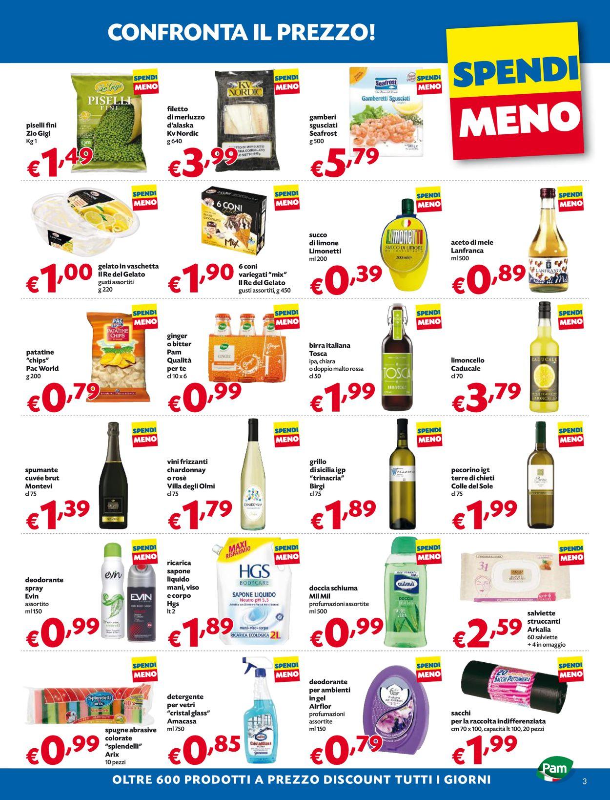 Volantino Pam Panorama - Offerte 06/05-19/05/2021 (Pagina 3)