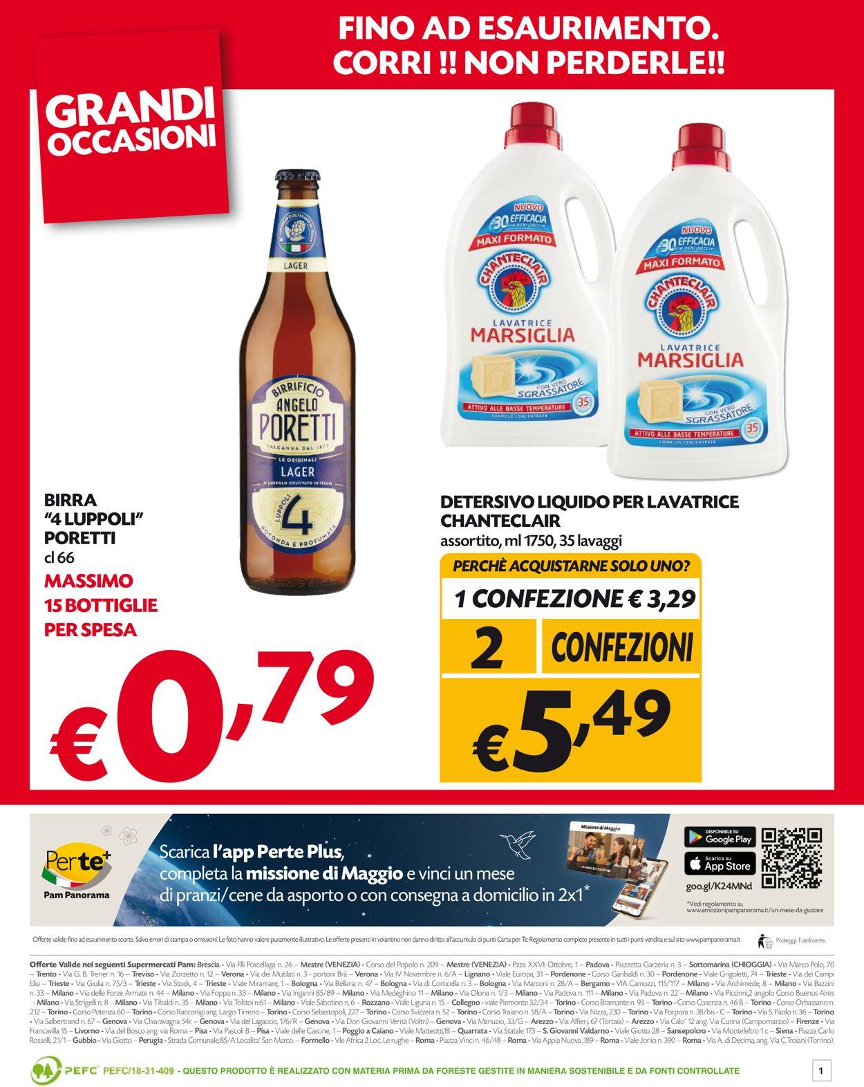 Volantino Pam Panorama - Offerte 06/05-19/05/2021 (Pagina 16)
