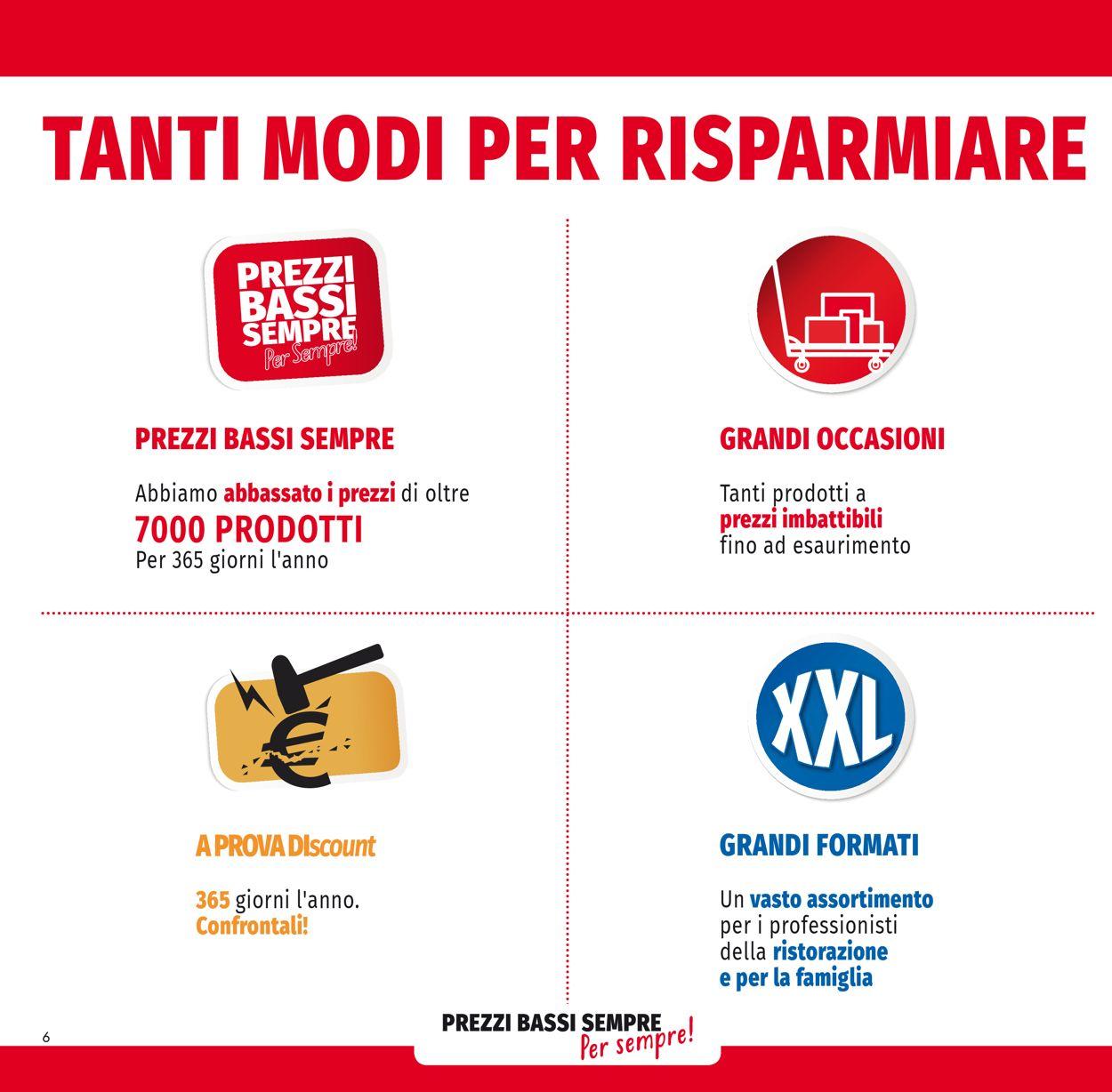 Volantino Pam Panorama - Offerte 06/05-19/05/2021 (Pagina 6)