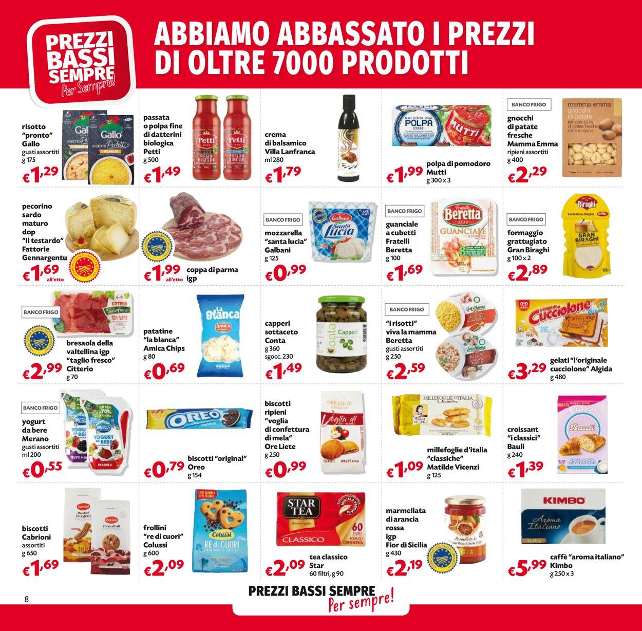 Volantino Pam Panorama - Offerte 06/05-19/05/2021 (Pagina 8)