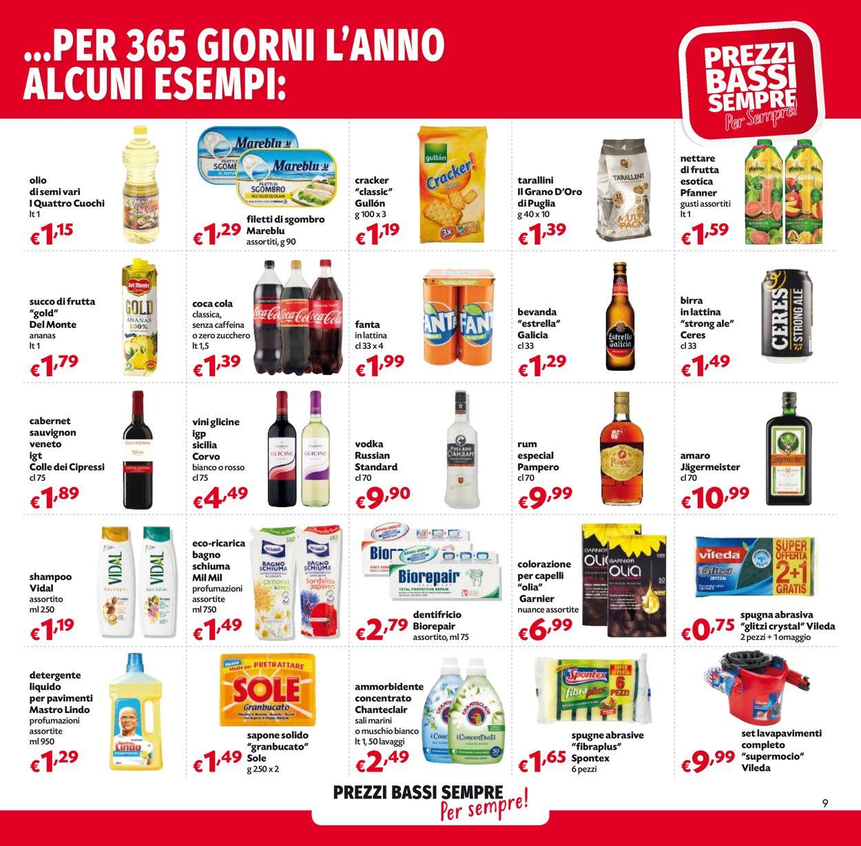 Volantino Pam Panorama - Offerte 06/05-19/05/2021 (Pagina 9)