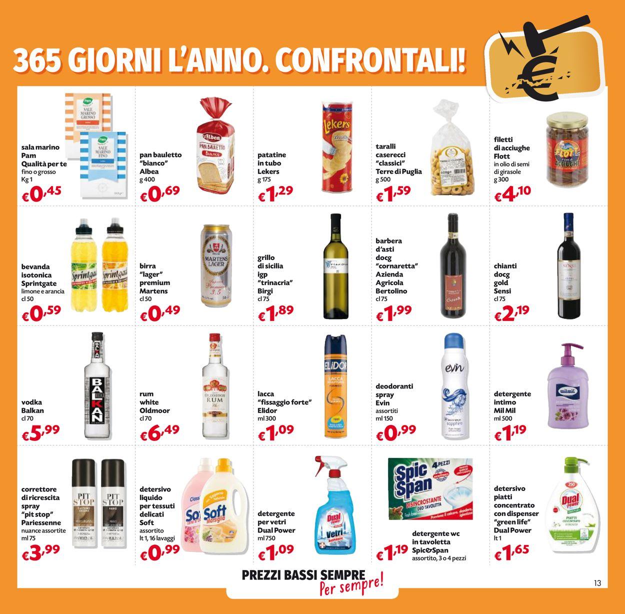Volantino Pam Panorama - Offerte 06/05-19/05/2021 (Pagina 13)