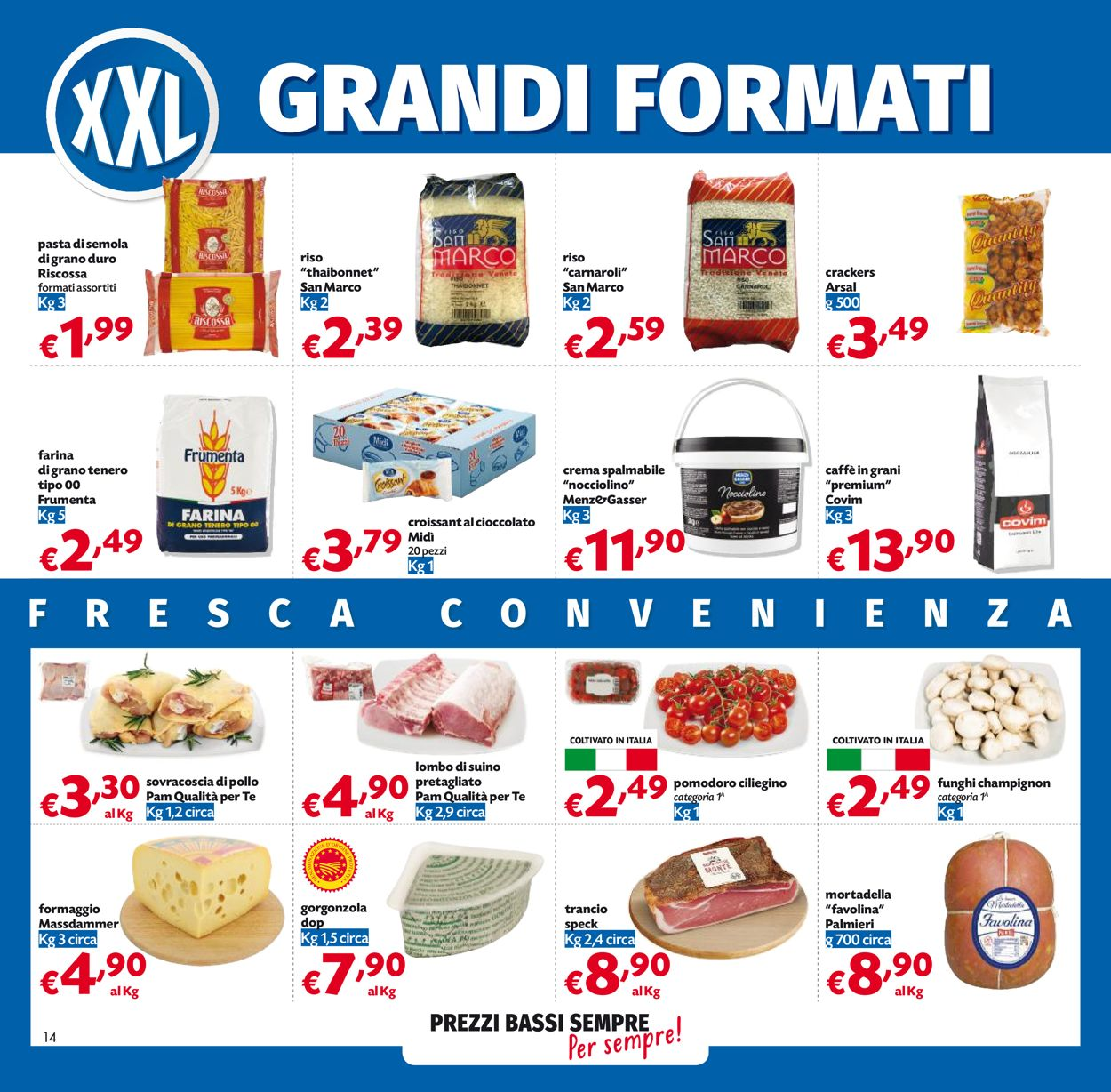 Volantino Pam Panorama - Offerte 06/05-19/05/2021 (Pagina 14)