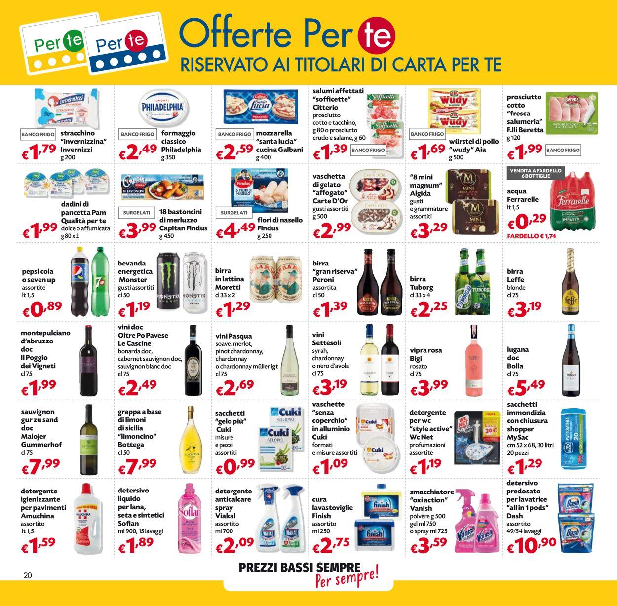 Volantino Pam Panorama - Offerte 06/05-19/05/2021 (Pagina 20)
