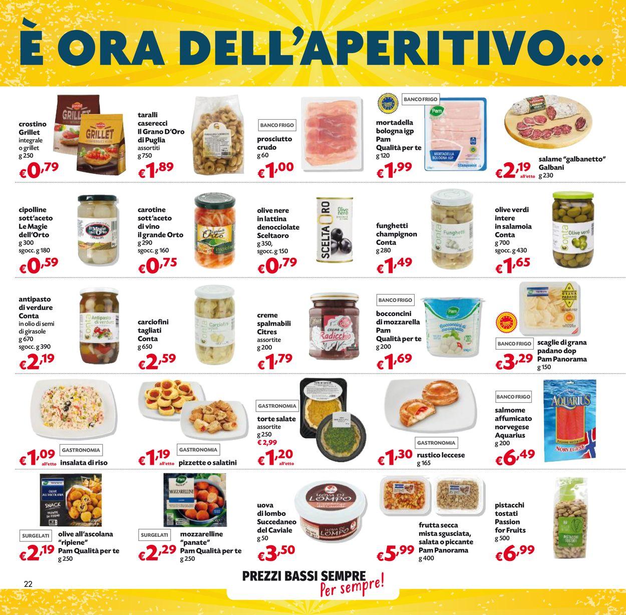Volantino Pam Panorama - Offerte 06/05-19/05/2021 (Pagina 22)