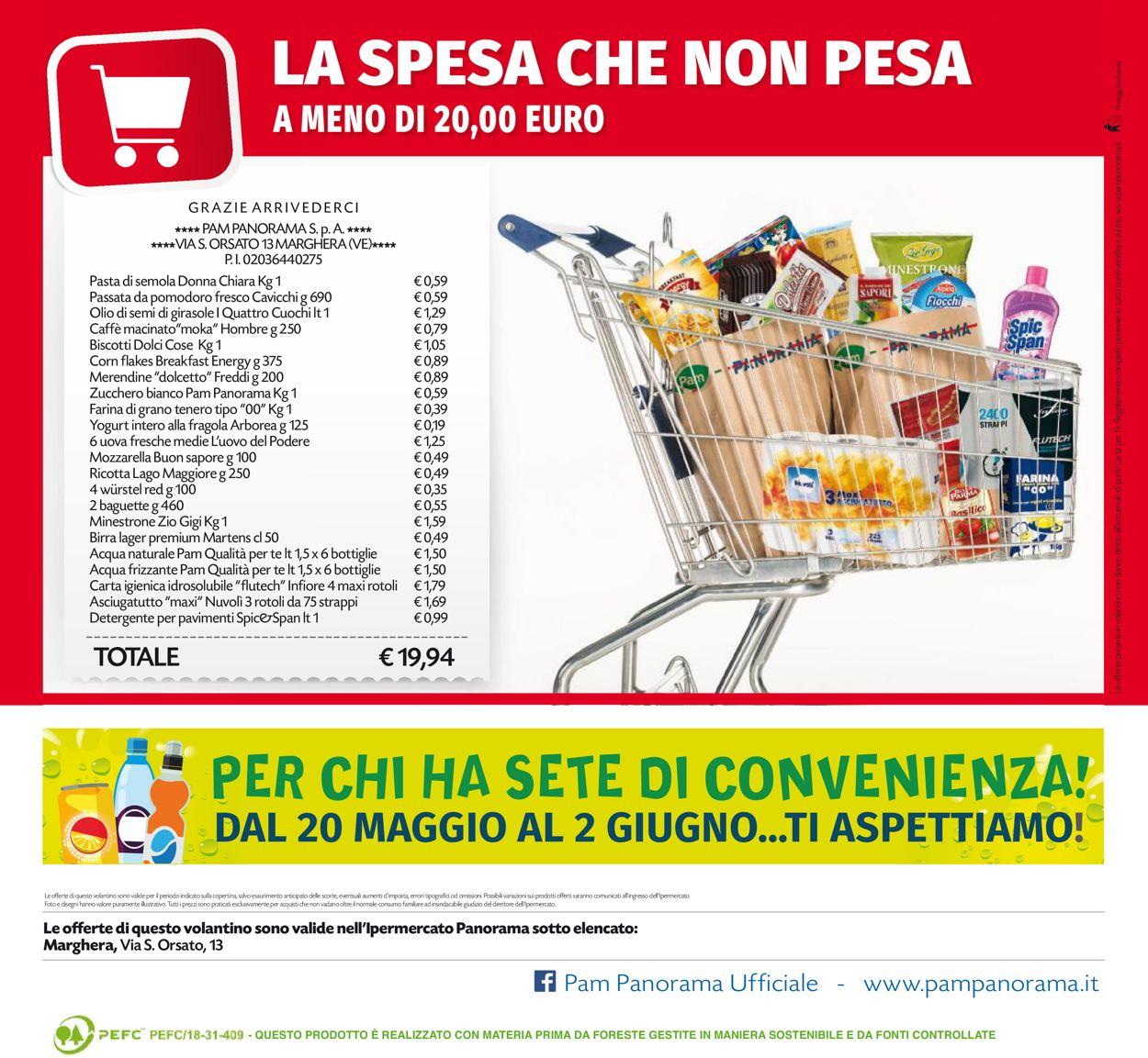 Volantino Pam Panorama - Offerte 06/05-19/05/2021 (Pagina 24)