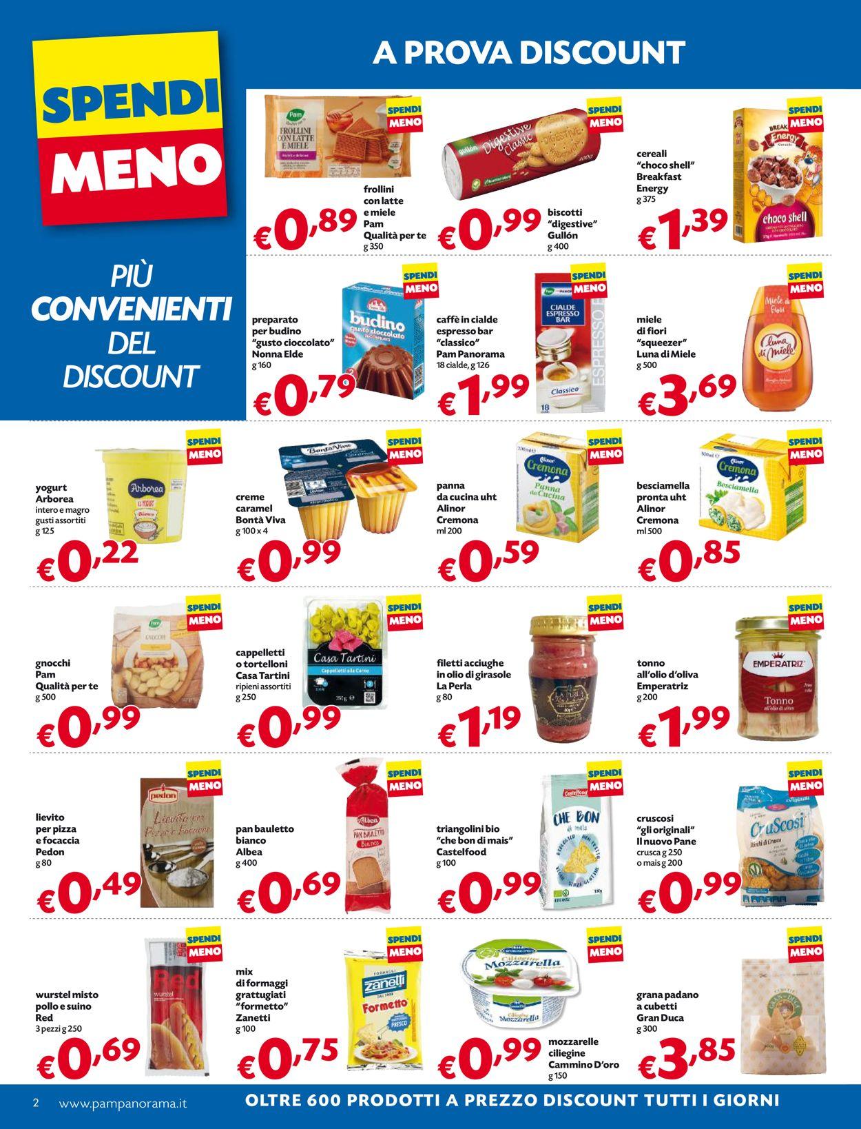 Volantino Pam Panorama - Offerte 20/05-02/06/2021 (Pagina 2)
